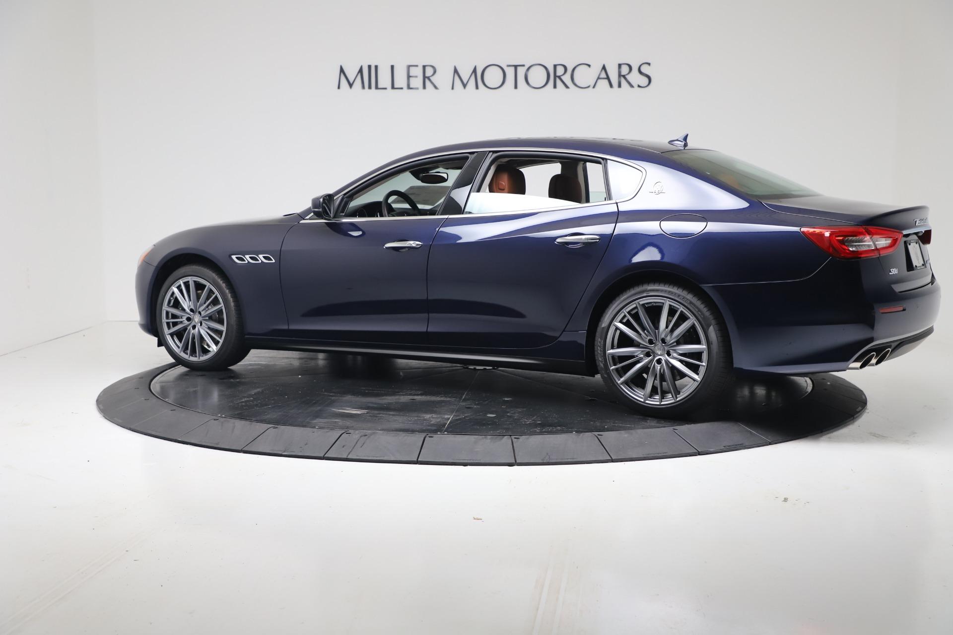 New 2019 Maserati Quattroporte S Q4 For Sale In Greenwich, CT 3440_p4