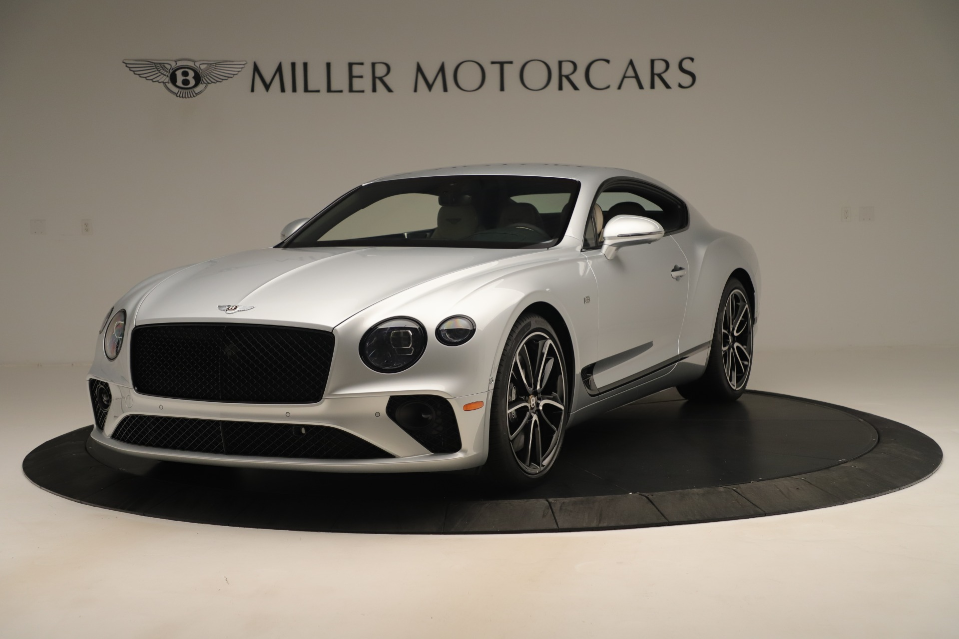 New 2020 Bentley Continental GT V8 First Edition For Sale In Greenwich, CT 3441_main
