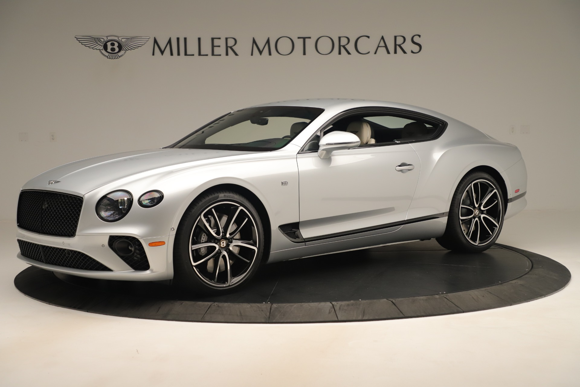 New 2020 Bentley Continental GT V8 First Edition For Sale In Greenwich, CT 3441_p2