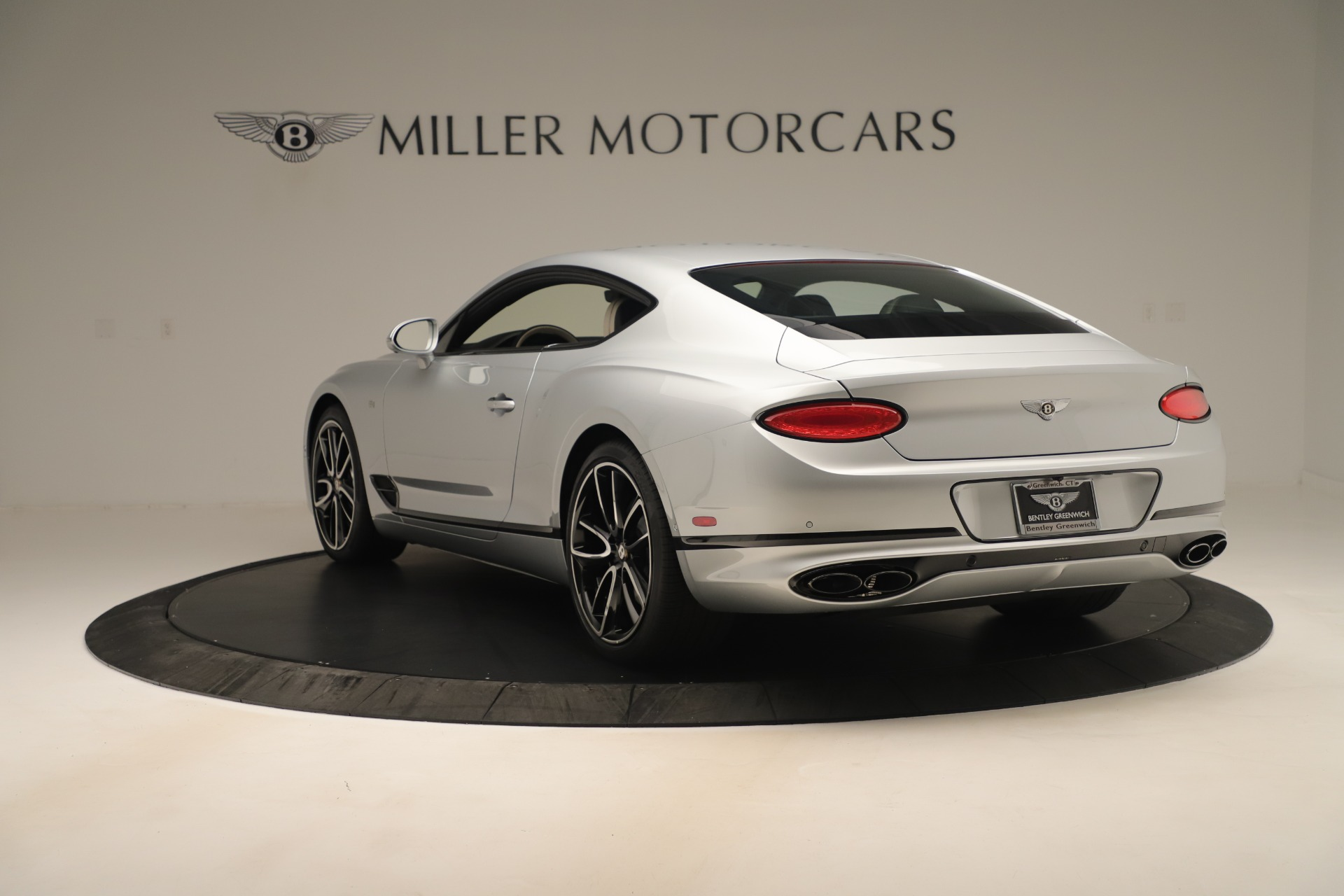 New 2020 Bentley Continental GT V8 First Edition For Sale In Greenwich, CT 3441_p5