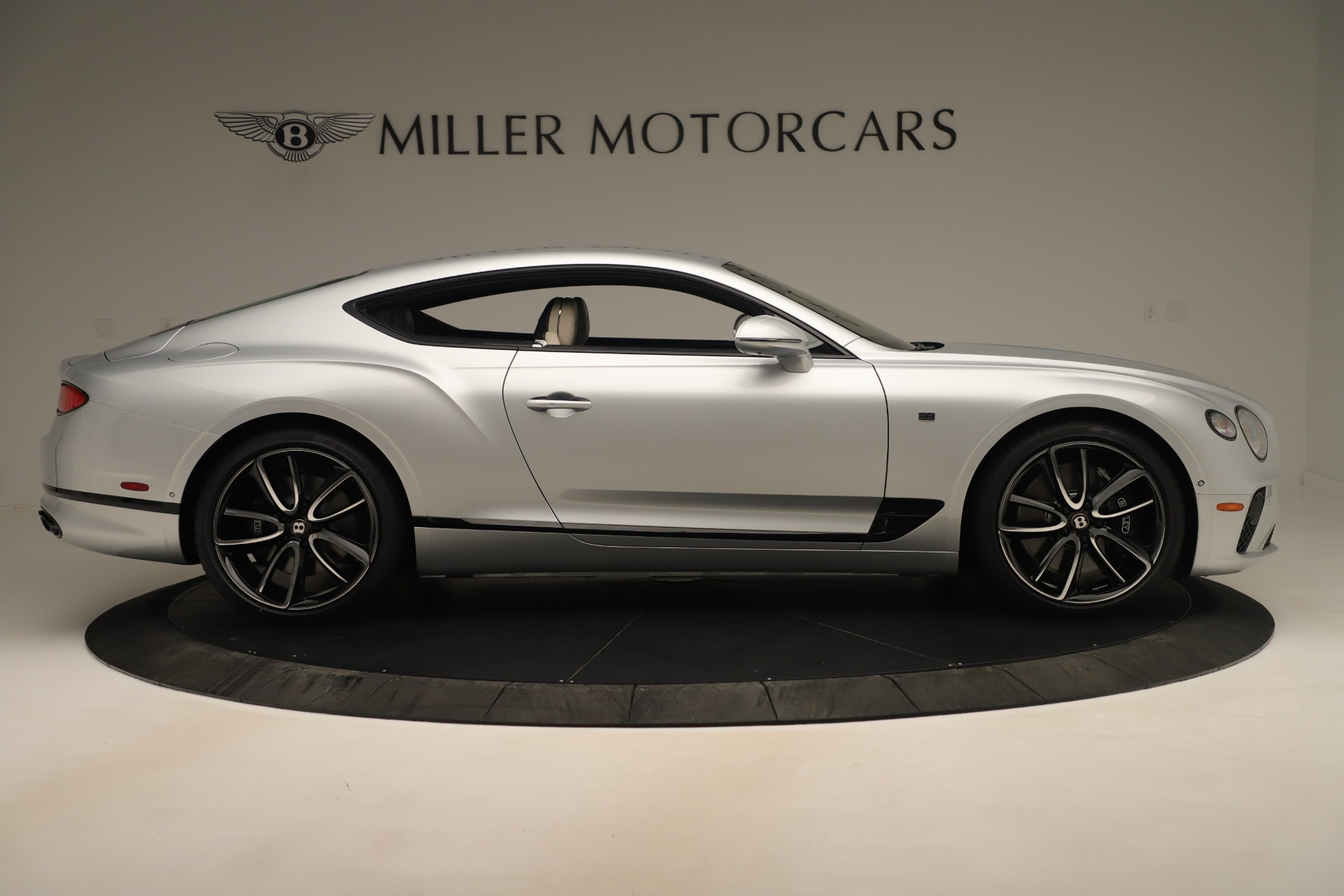 New 2020 Bentley Continental GT V8 First Edition For Sale In Greenwich, CT 3441_p9