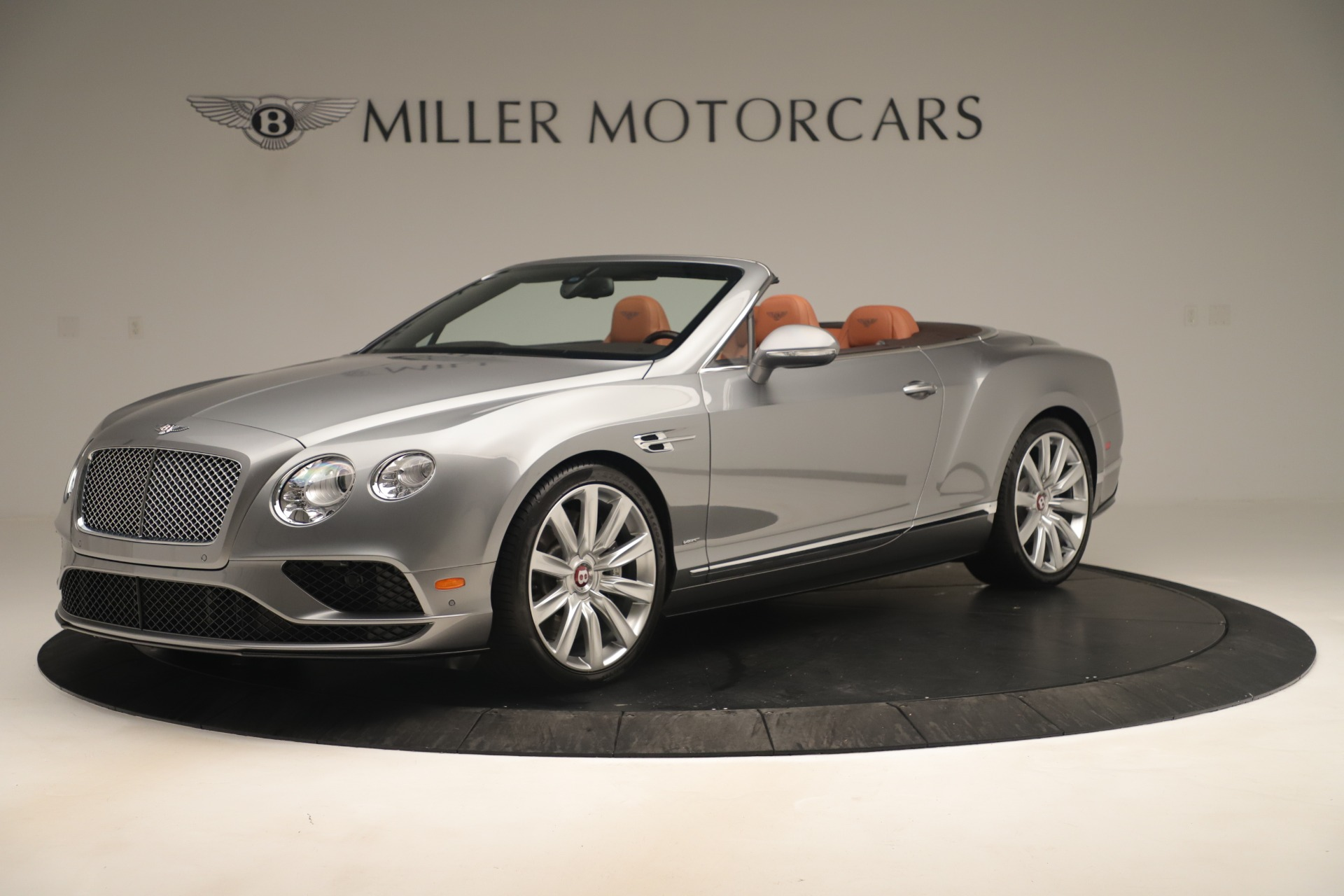 Used 2016 Bentley Continental GT V8 S For Sale In Greenwich, CT 3442_p2