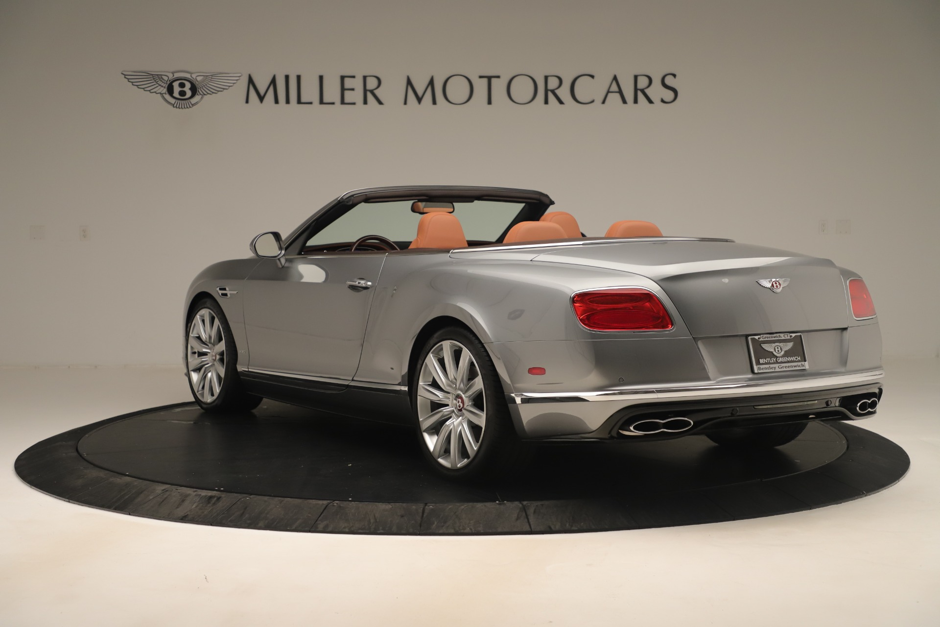 Used 2016 Bentley Continental GT V8 S For Sale In Greenwich, CT 3442_p5