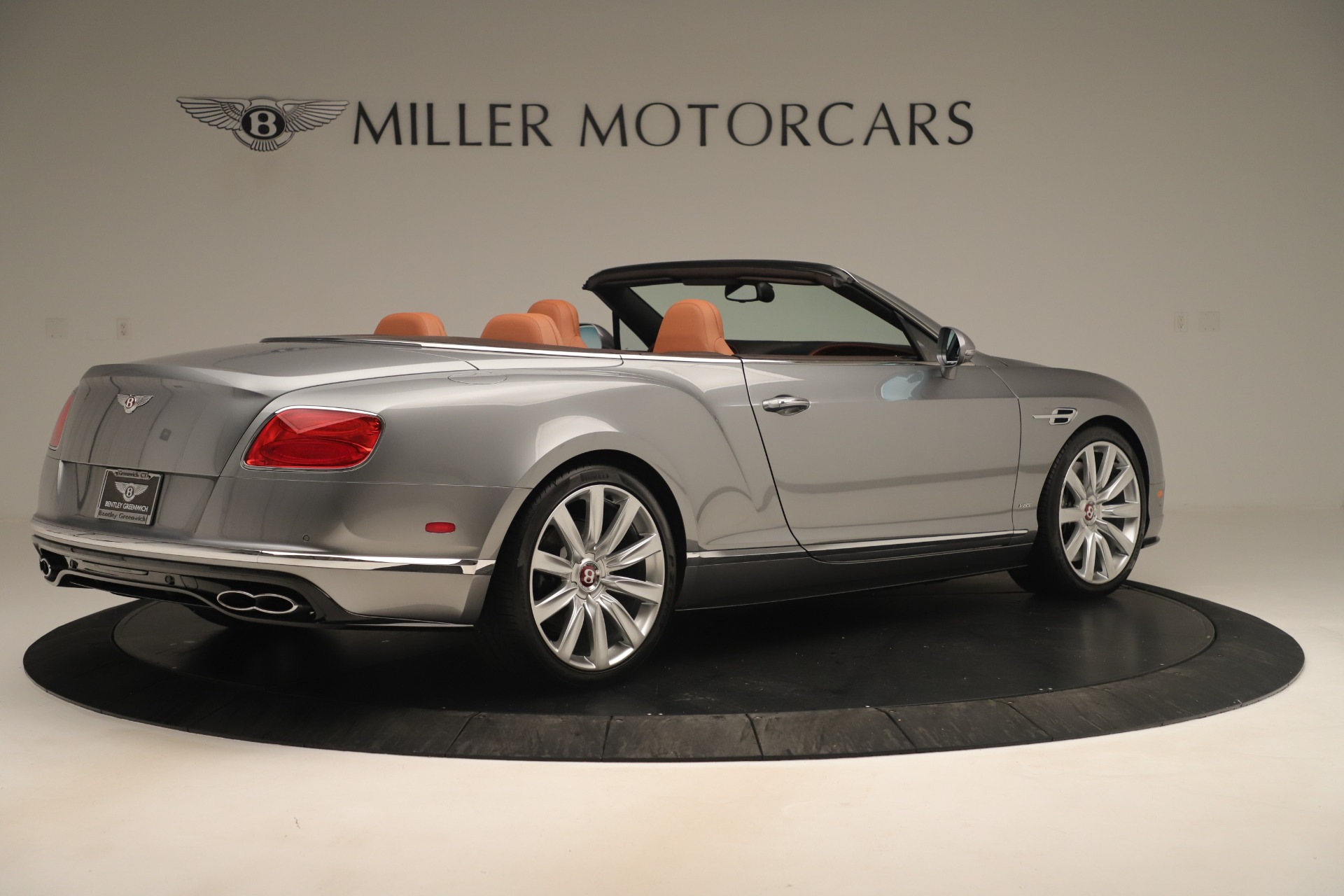 Used 2016 Bentley Continental GT V8 S For Sale In Greenwich, CT 3442_p8