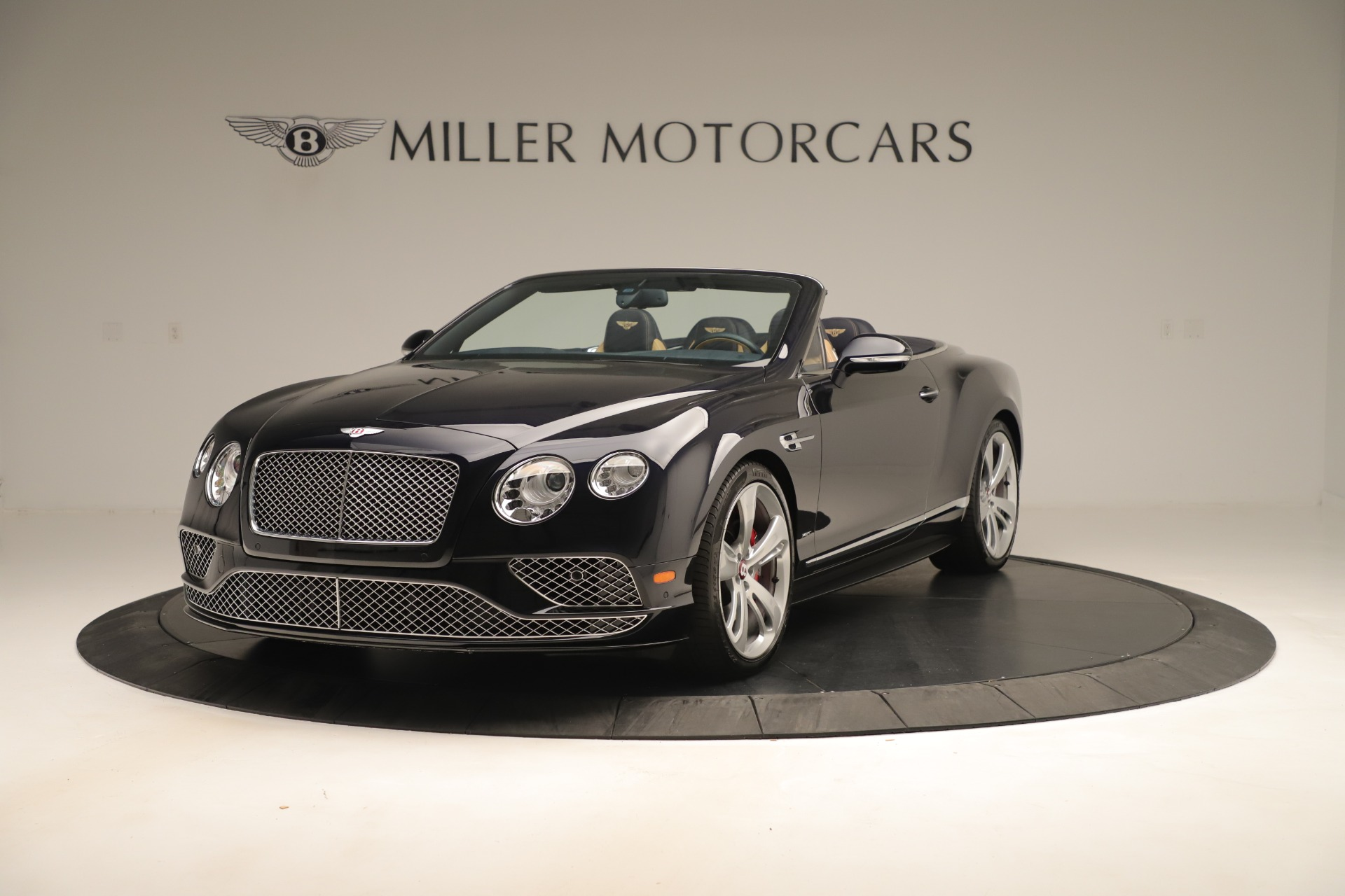 Used 2017 Bentley Continental GT V8 S For Sale In Greenwich, CT 3443_main