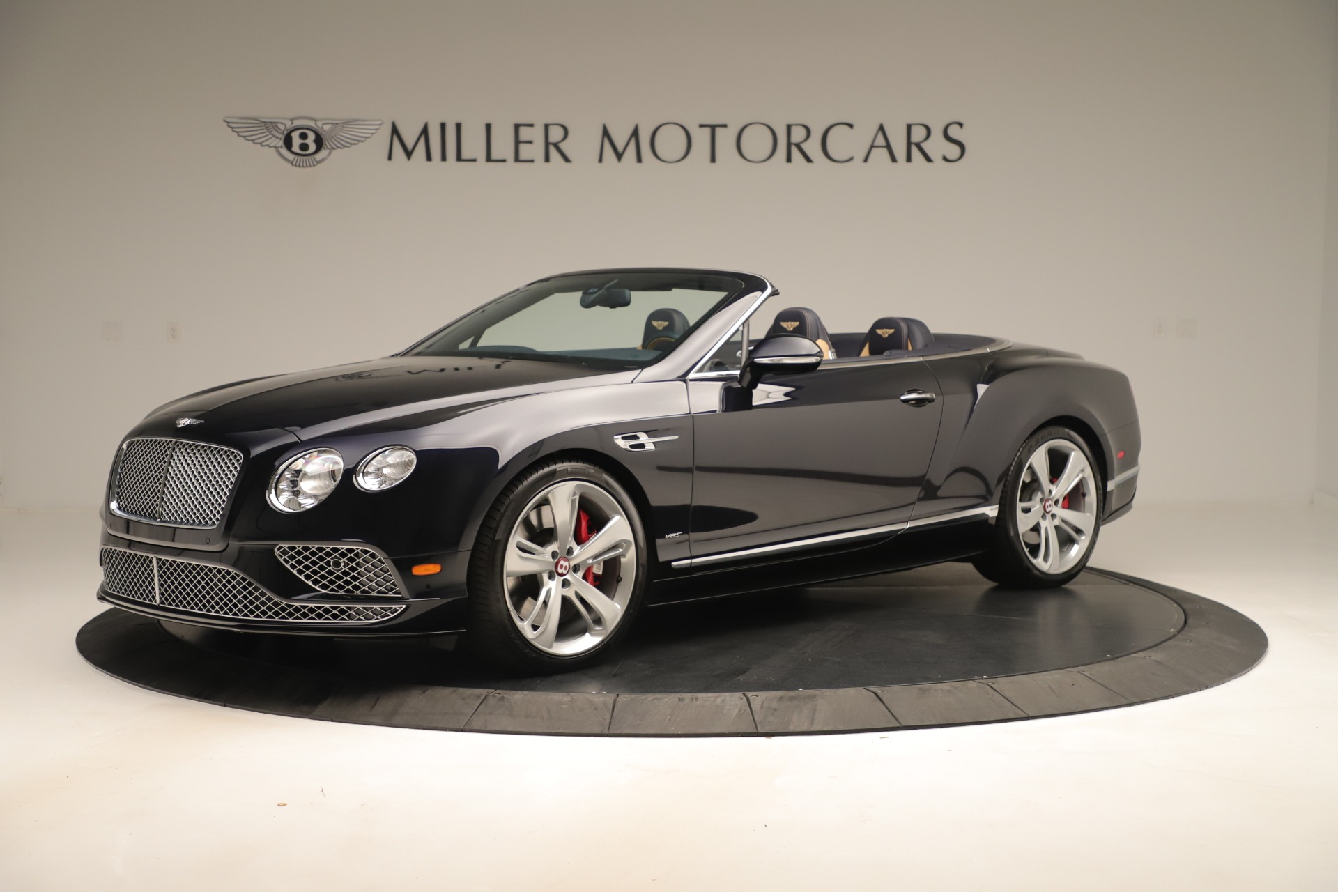 Used 2017 Bentley Continental GT V8 S For Sale In Greenwich, CT 3443_p2