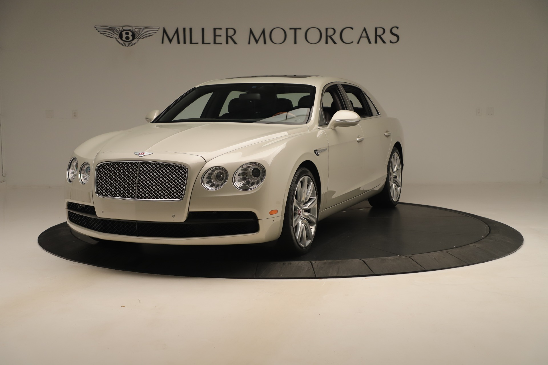 Used 2015 Bentley Flying Spur V8 For Sale In Greenwich, CT 3444_main