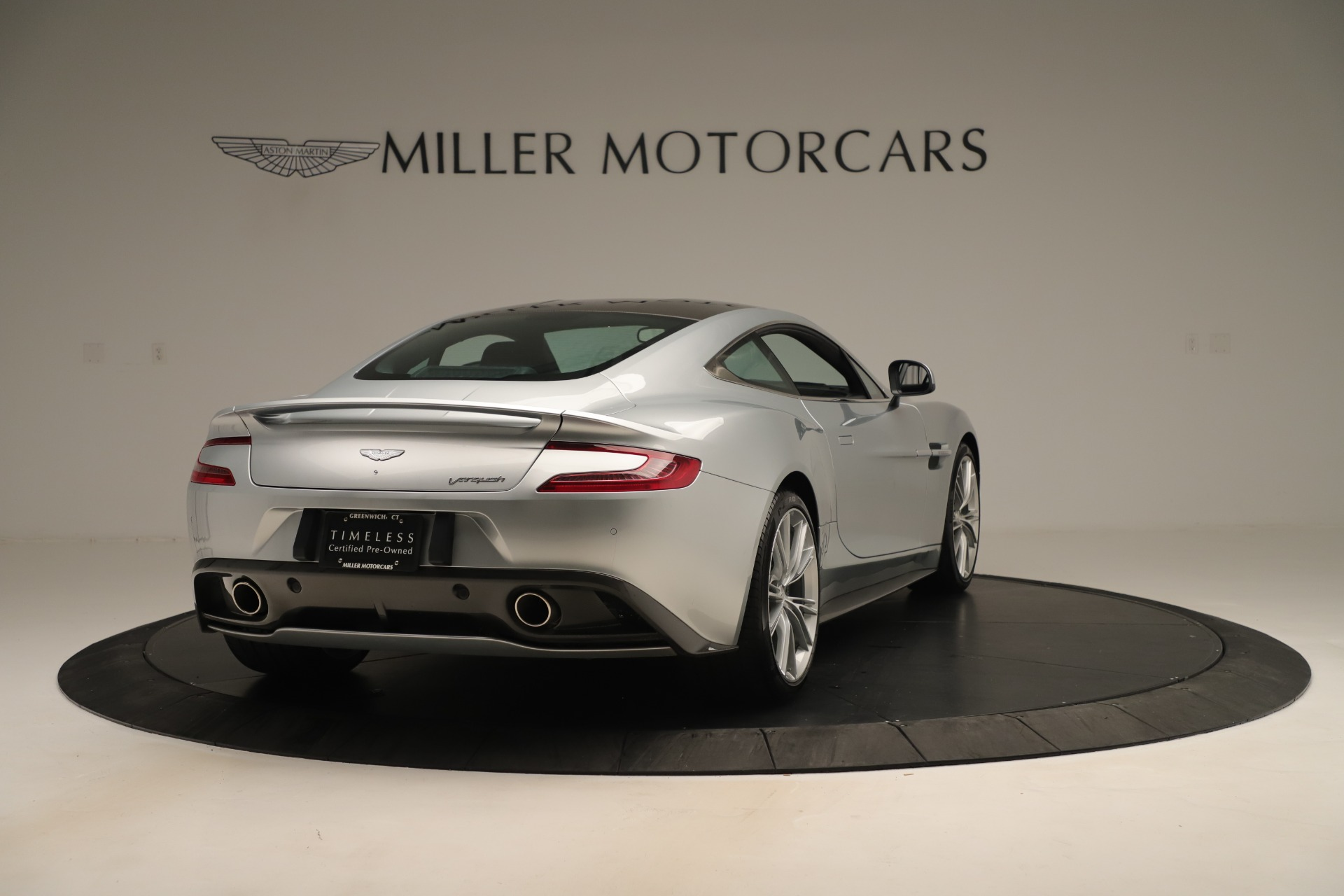 Used 2014 Aston Martin Vanquish Coupe For Sale In Greenwich, CT 3445_p6