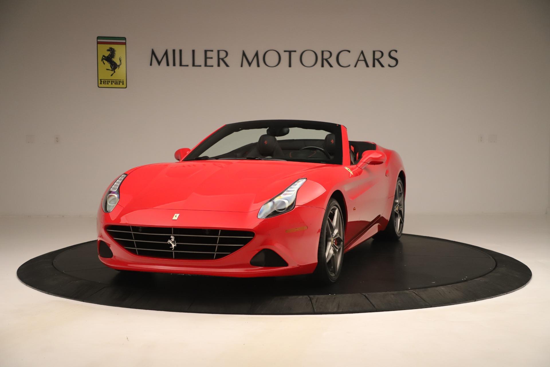 Used 2016 Ferrari California T  For Sale In Greenwich, CT 3446_main