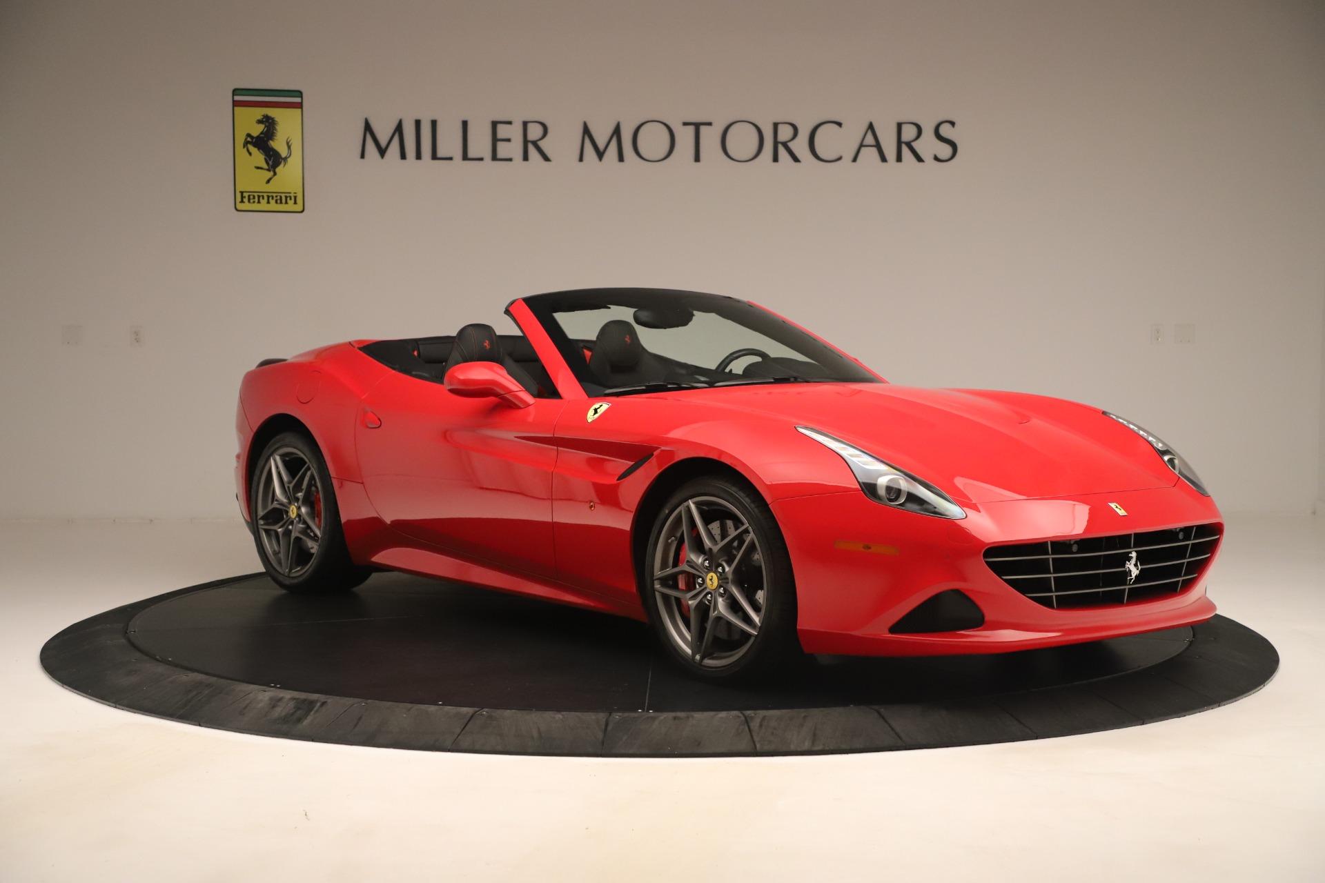 Used 2016 Ferrari California T  For Sale In Greenwich, CT 3446_p10