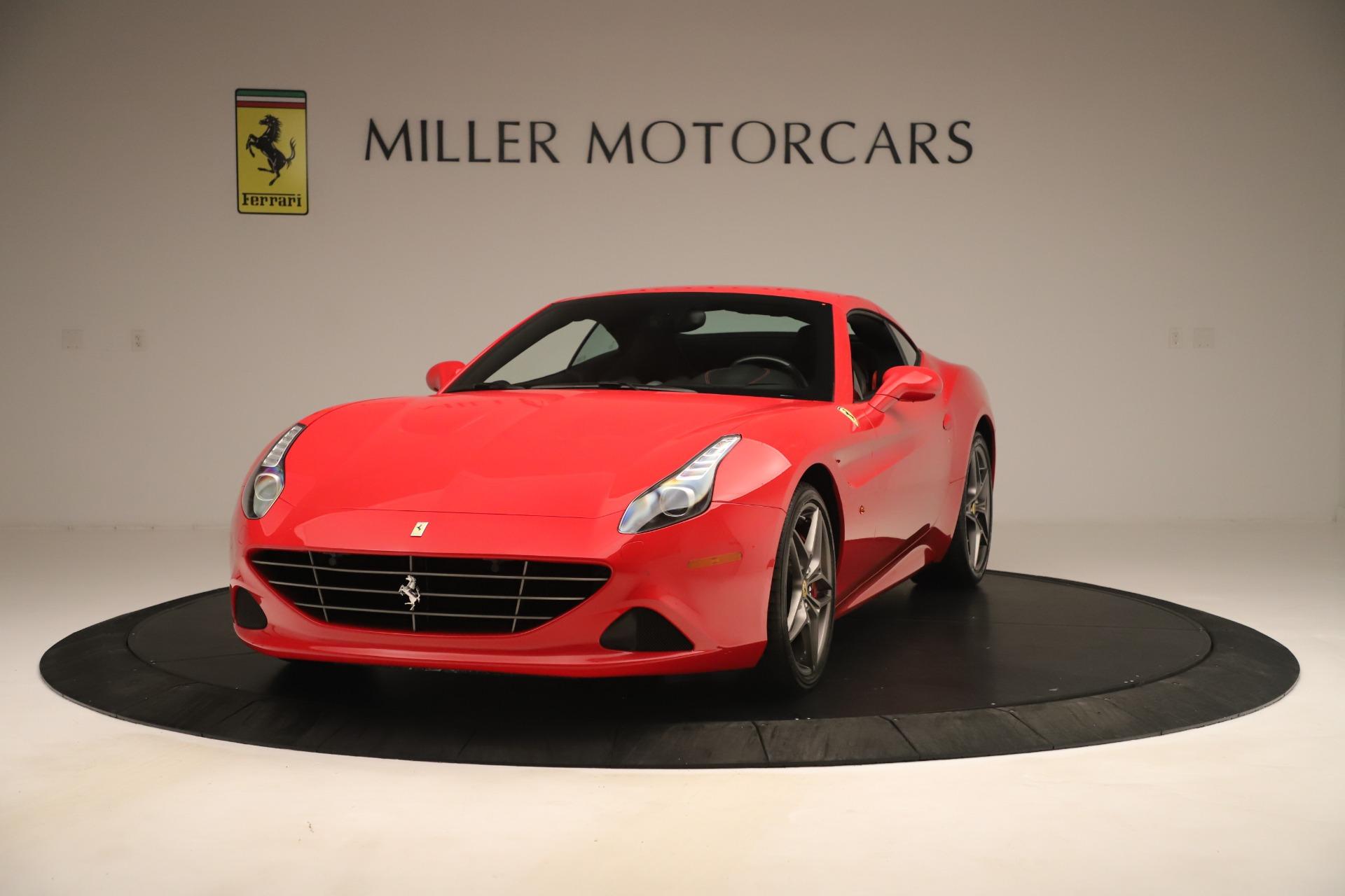 Used 2016 Ferrari California T  For Sale In Greenwich, CT 3446_p13