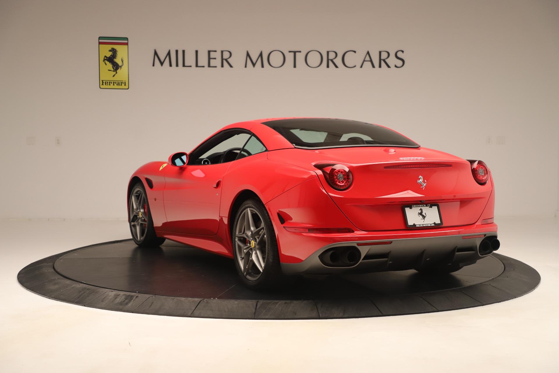 Used 2016 Ferrari California T  For Sale In Greenwich, CT 3446_p15