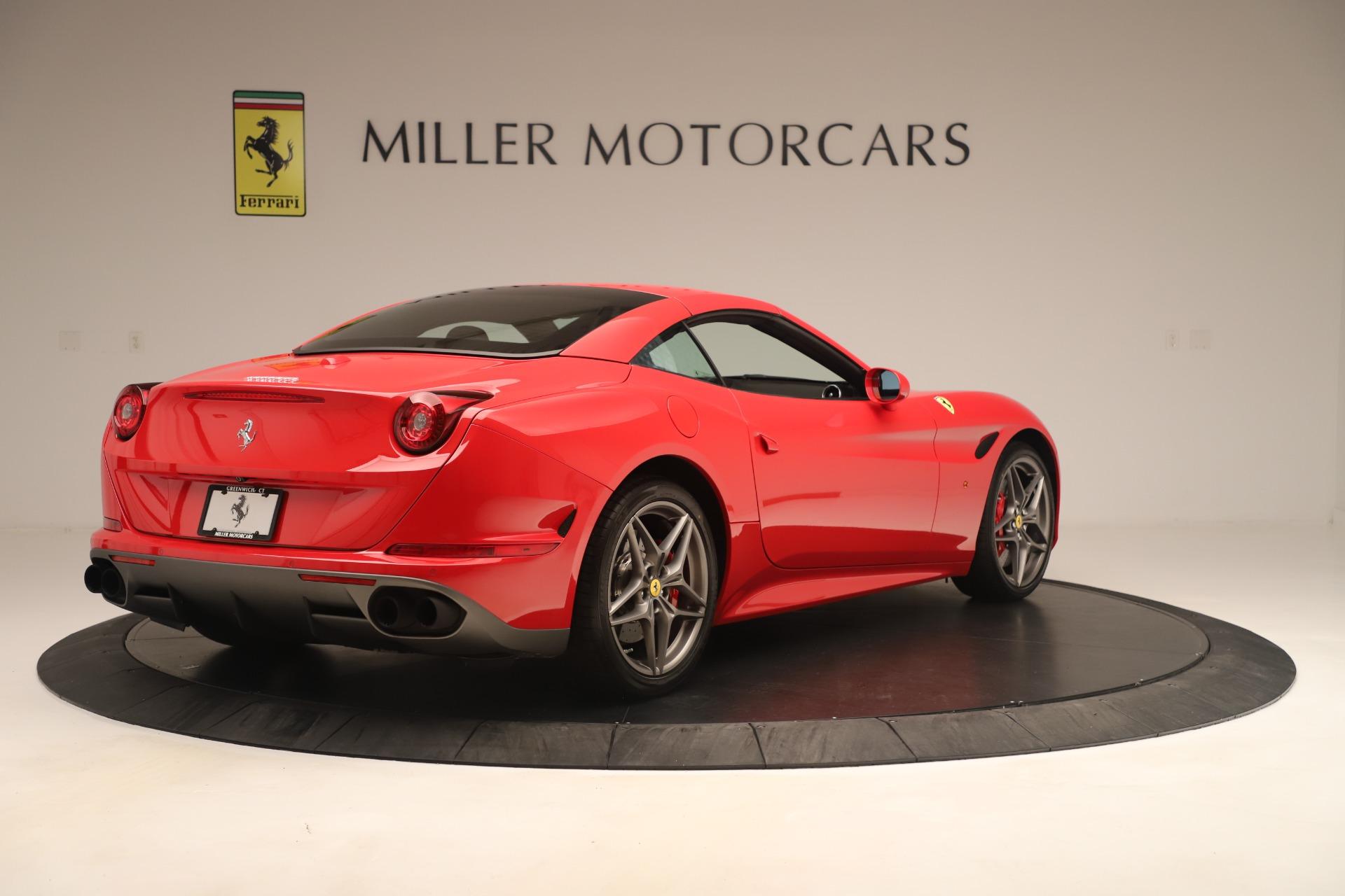 Used 2016 Ferrari California T  For Sale In Greenwich, CT 3446_p16
