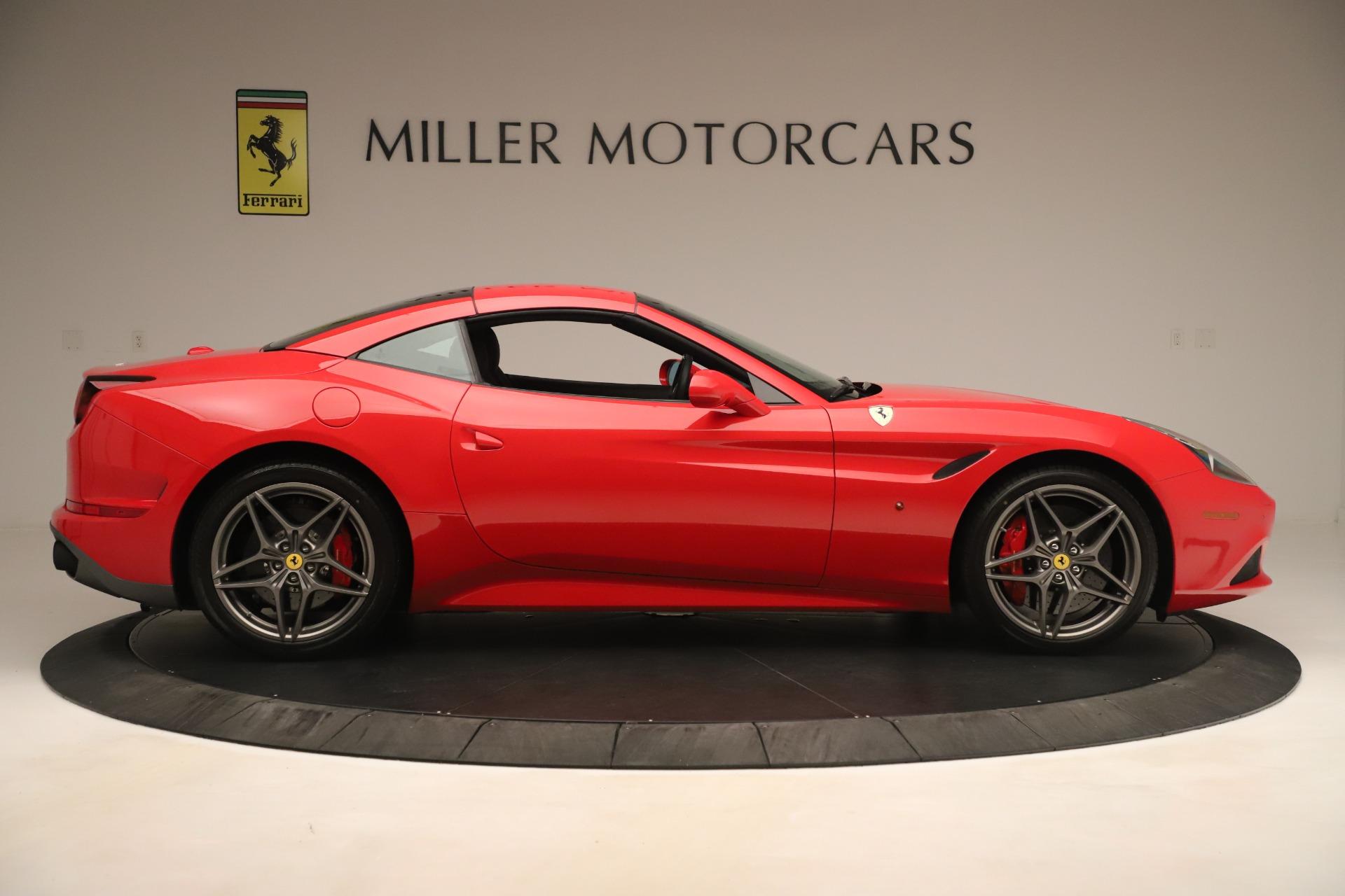 Used 2016 Ferrari California T  For Sale In Greenwich, CT 3446_p17