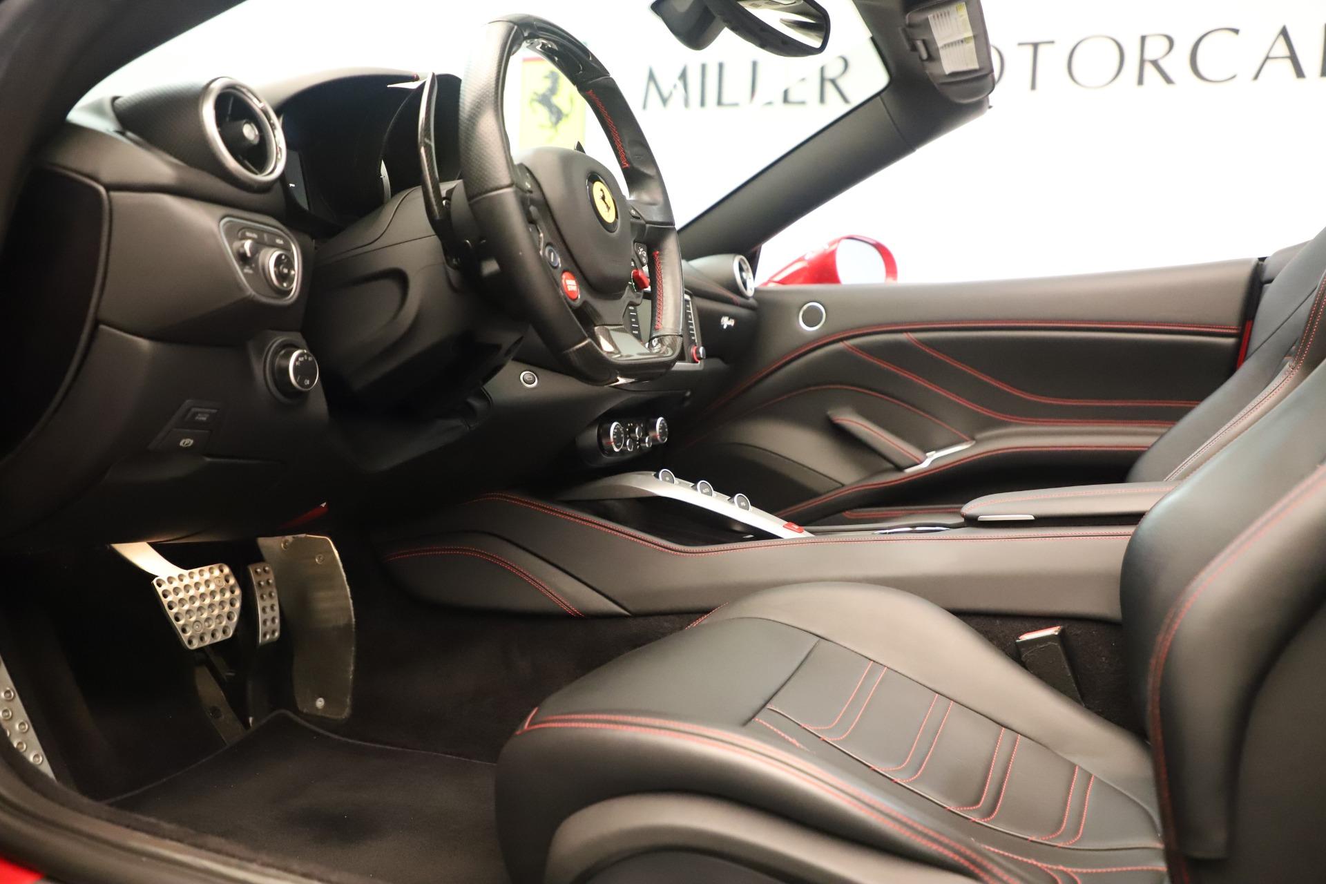 Used 2016 Ferrari California T  For Sale In Greenwich, CT 3446_p21