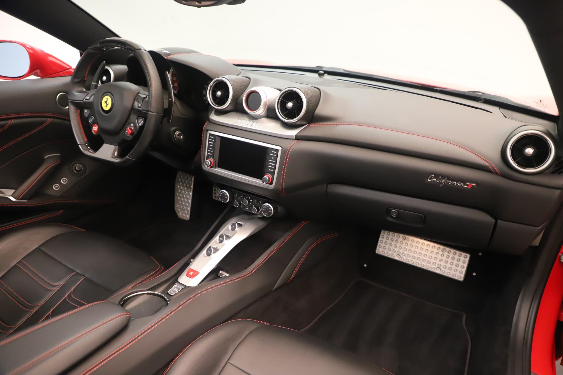 Used 2016 Ferrari California T  For Sale In Greenwich, CT 3446_p26