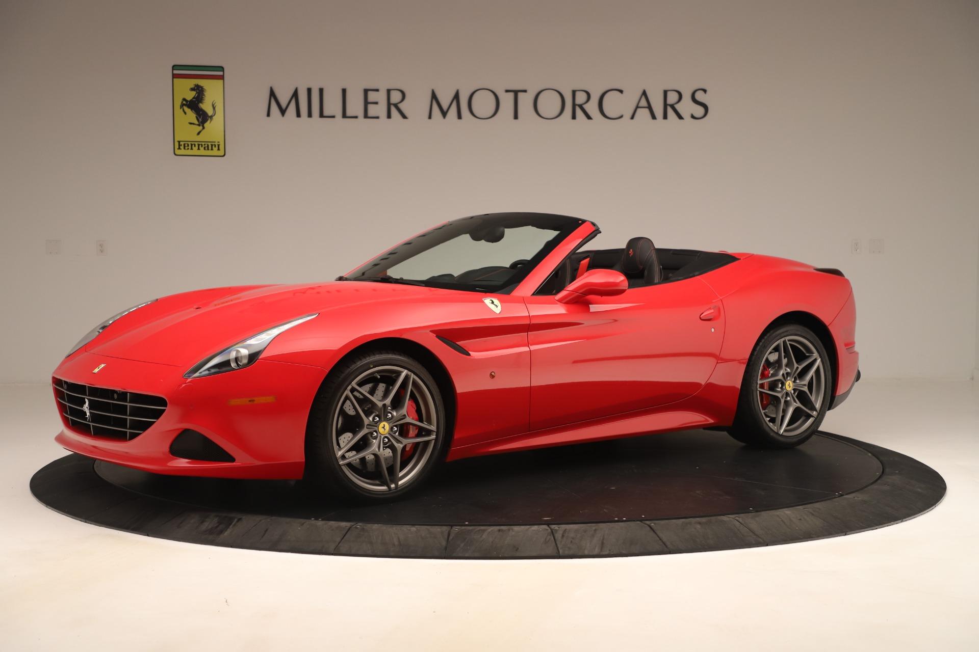Used 2016 Ferrari California T  For Sale In Greenwich, CT 3446_p2