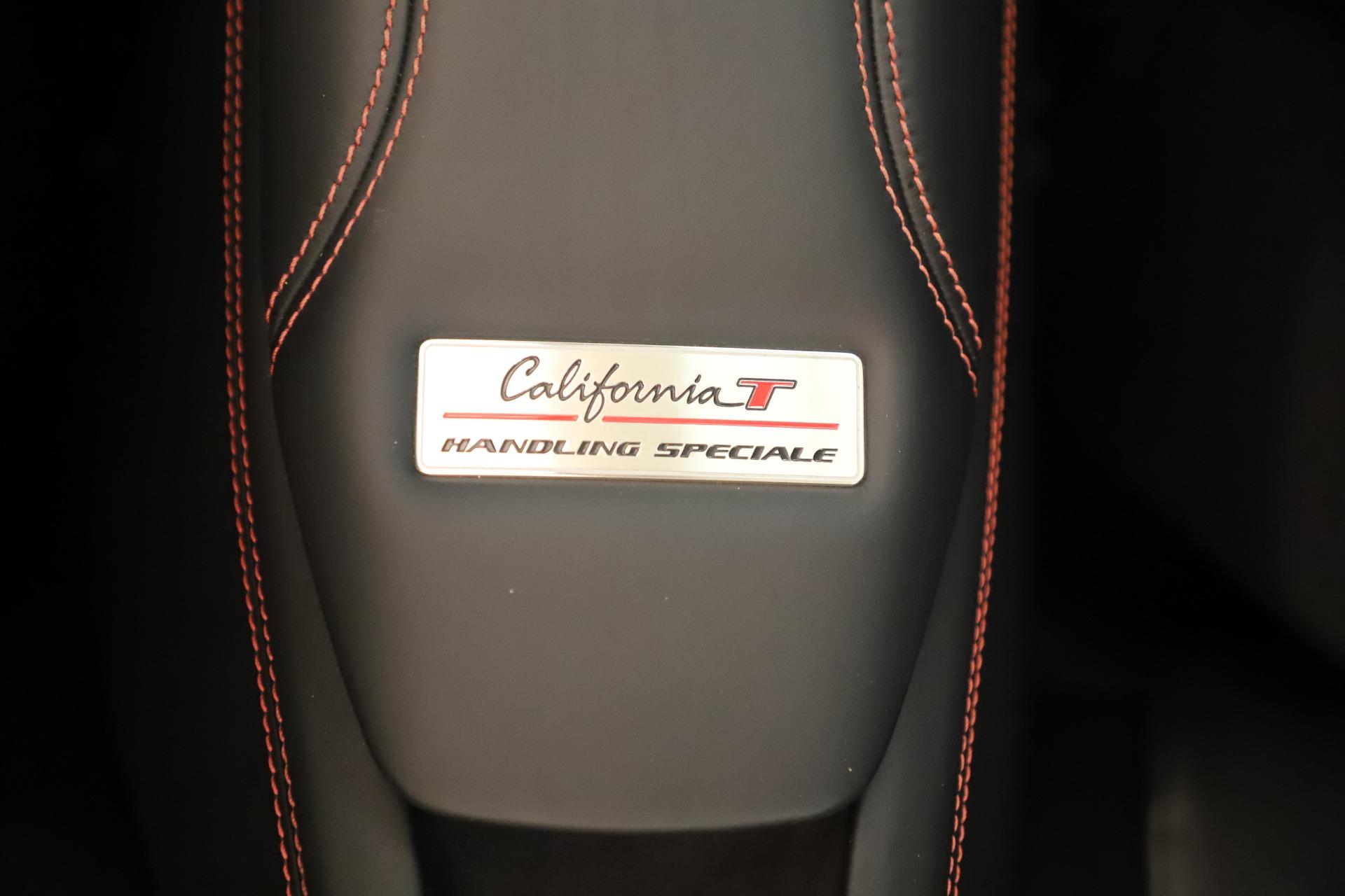 Used 2016 Ferrari California T  For Sale In Greenwich, CT 3446_p31