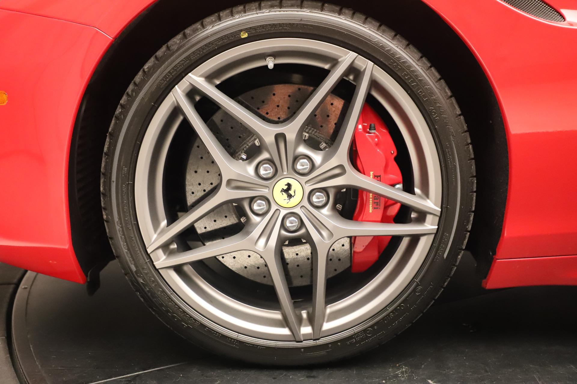 Used 2016 Ferrari California T  For Sale In Greenwich, CT 3446_p34