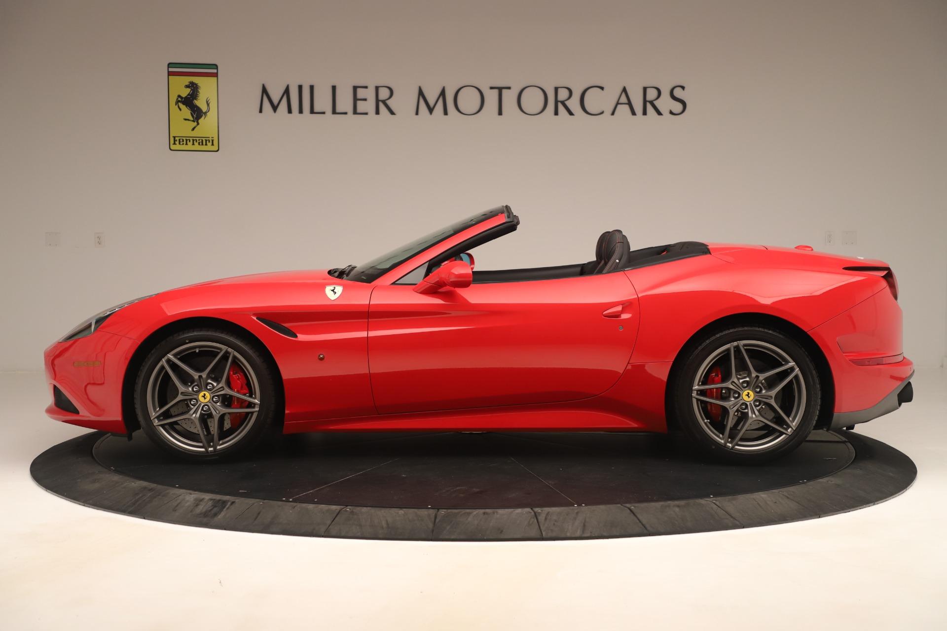 Used 2016 Ferrari California T  For Sale In Greenwich, CT 3446_p3