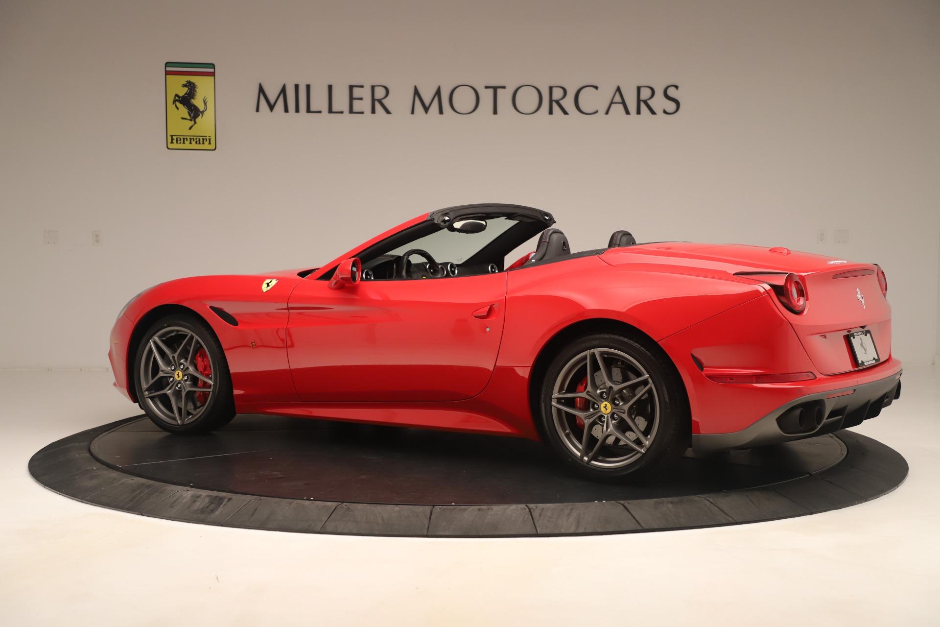 Used 2016 Ferrari California T  For Sale In Greenwich, CT 3446_p4