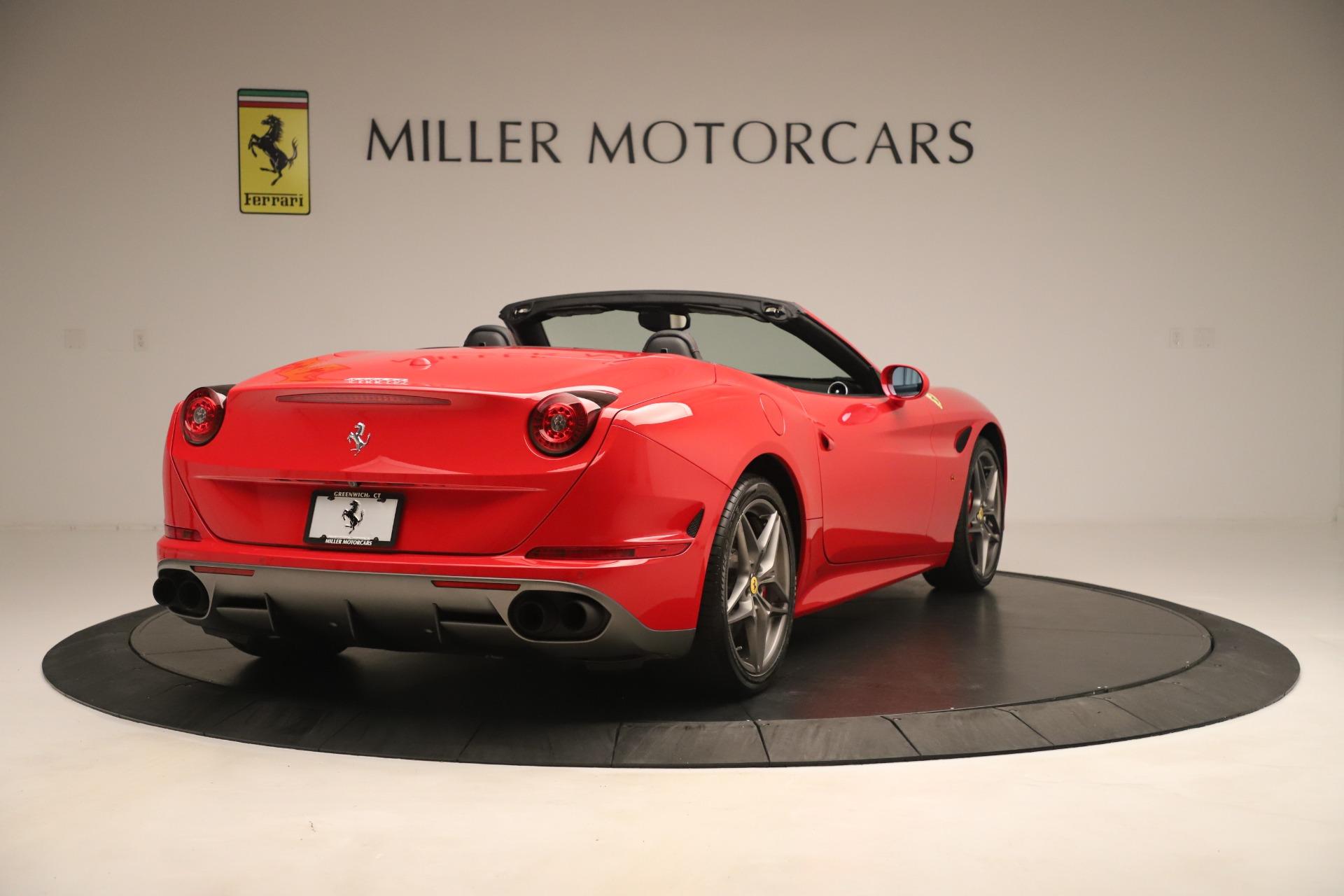 Used 2016 Ferrari California T  For Sale In Greenwich, CT 3446_p7