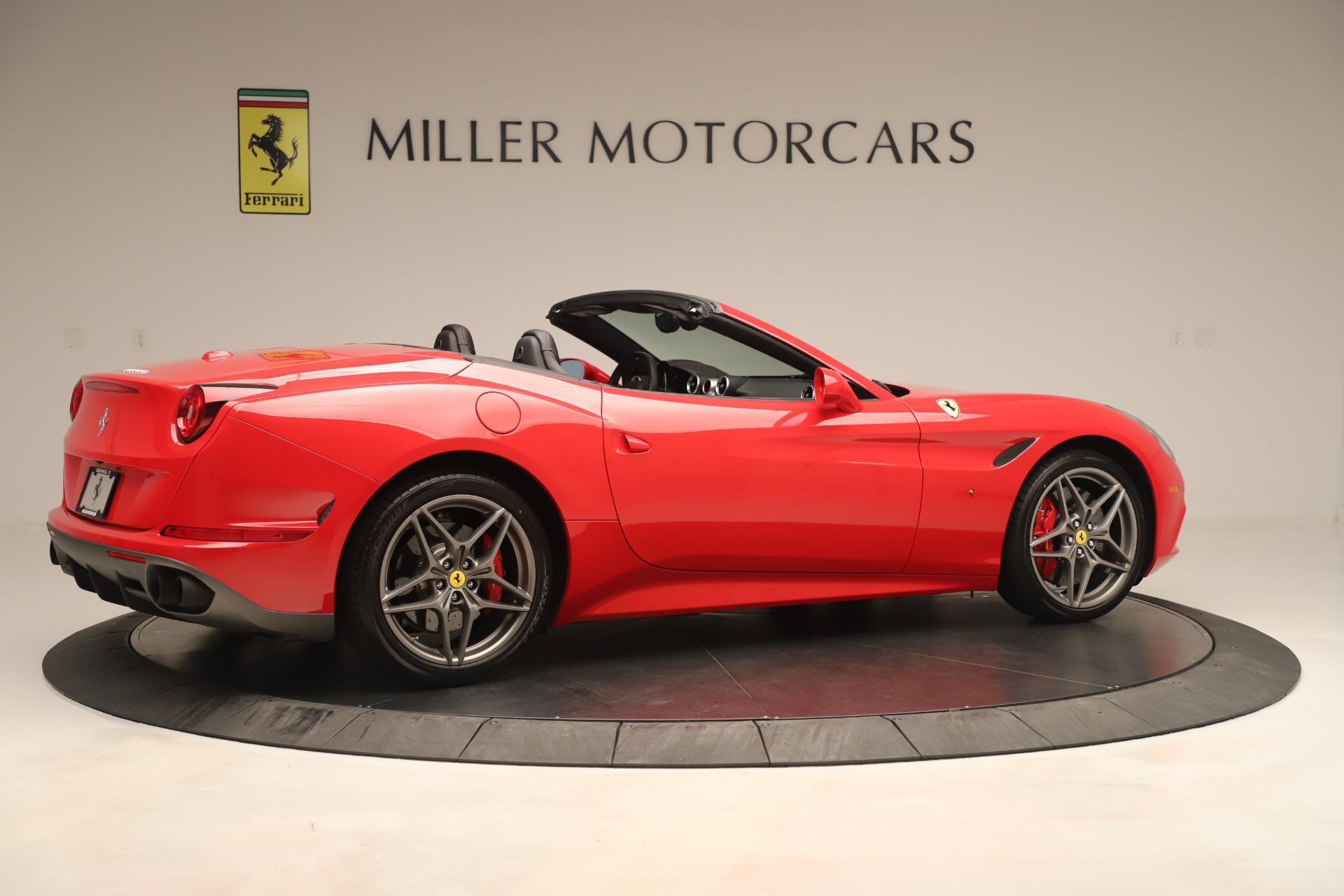 Used 2016 Ferrari California T  For Sale In Greenwich, CT 3446_p8