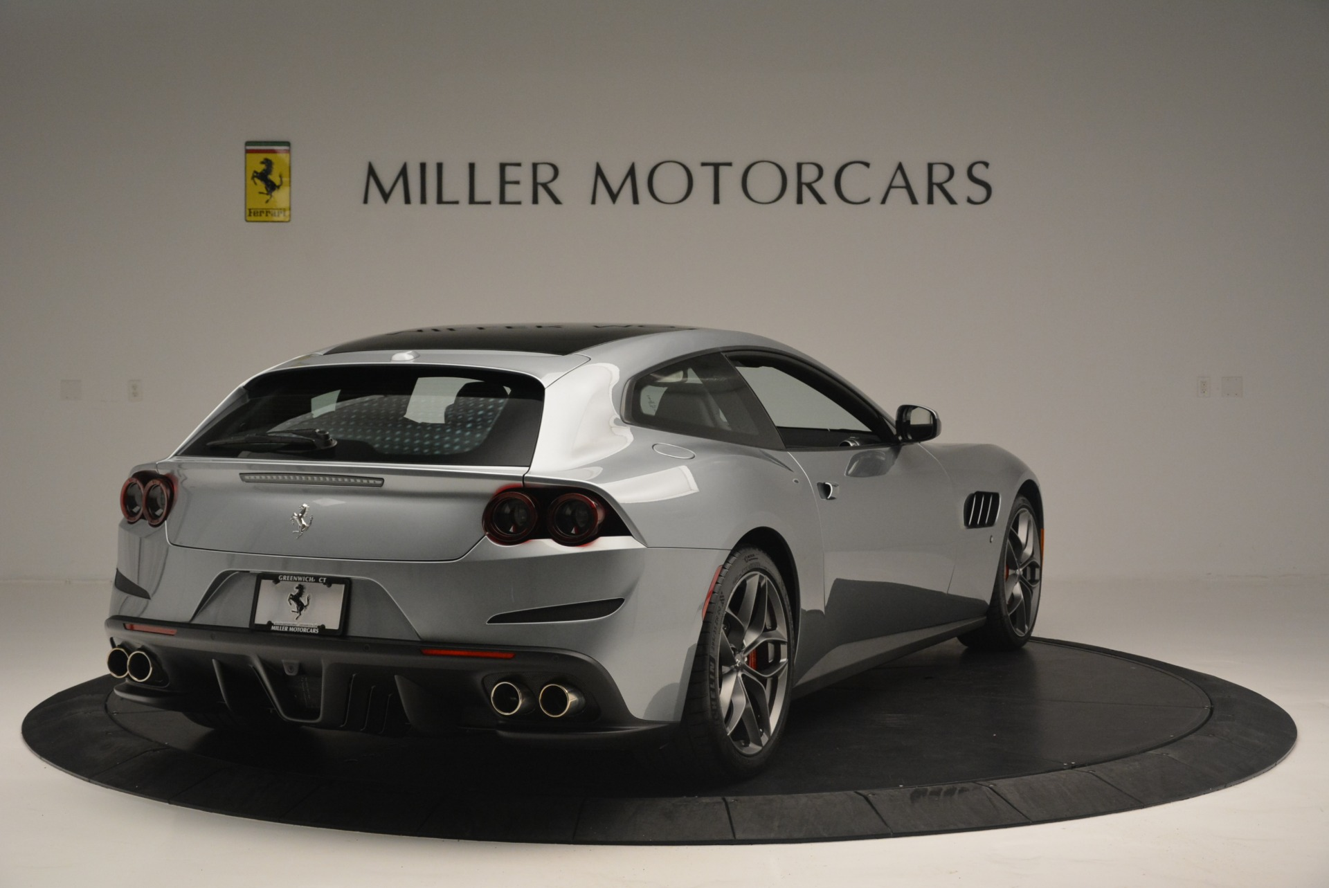Used 2019 Ferrari GTC4LussoT V8 For Sale In Greenwich, CT 3447_p7