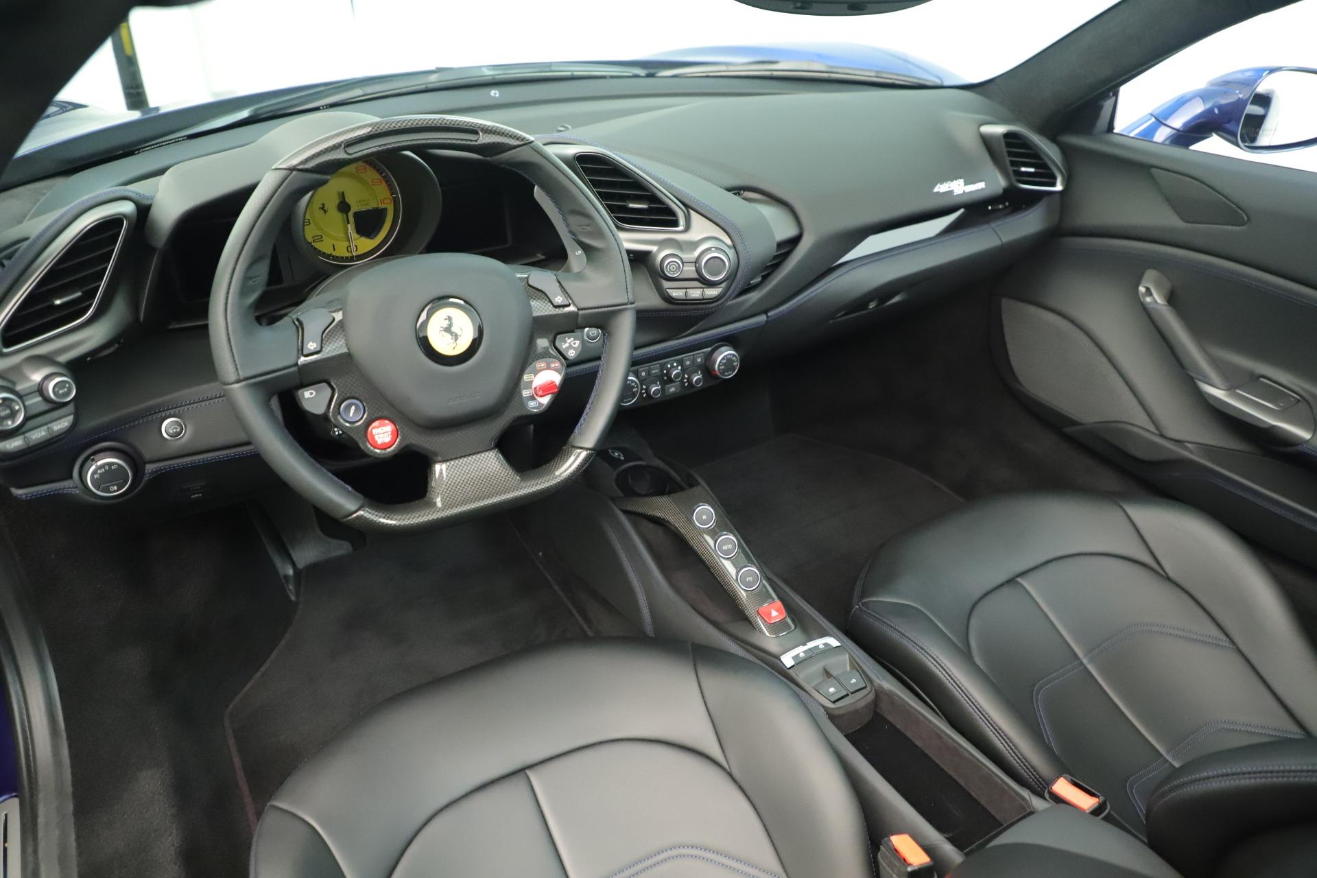 Used 2019 Ferrari 488 Spider  For Sale In Greenwich, CT 3448_p19