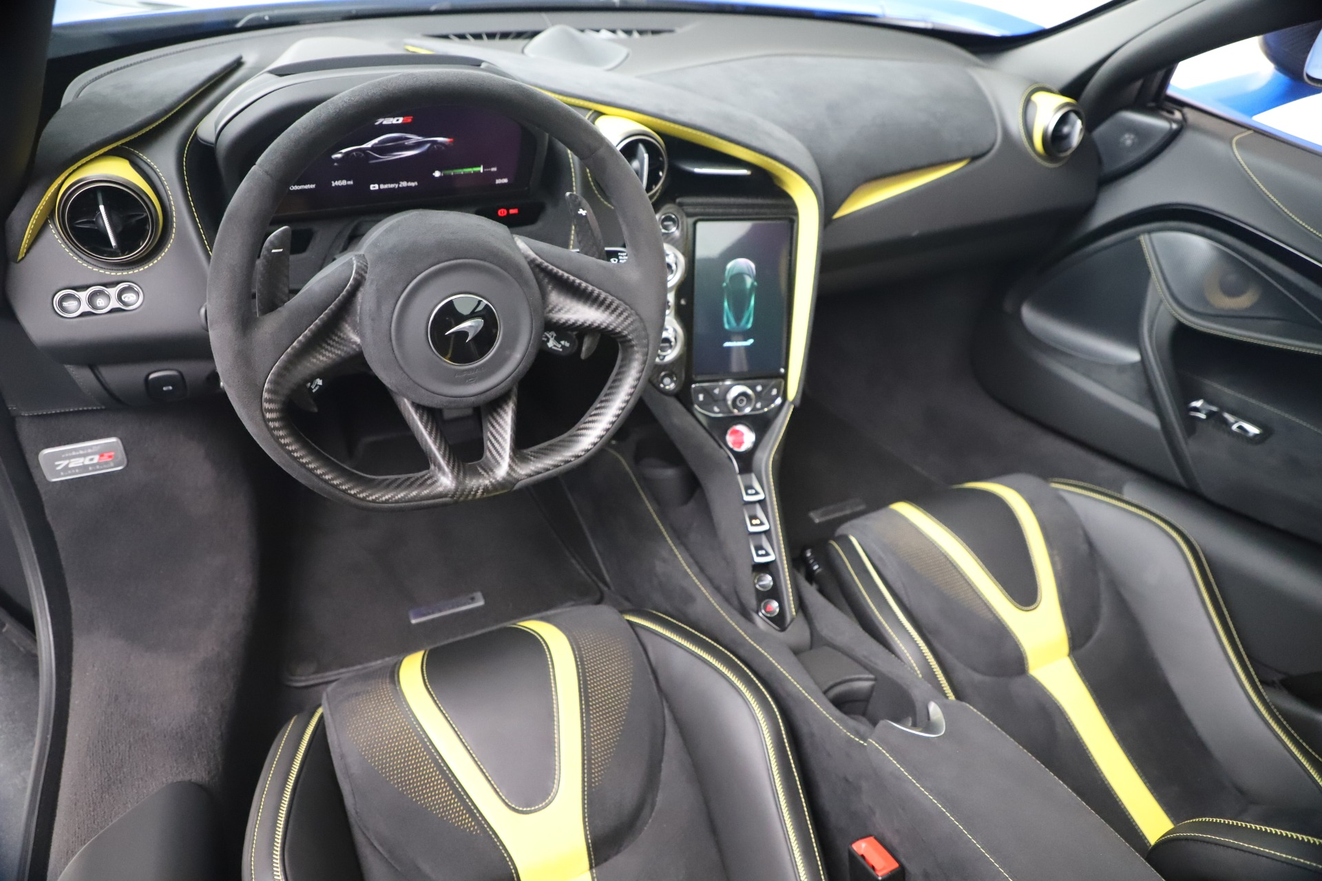 New 2019 McLaren 720S Coupe For Sale In Greenwich, CT 3449_p16