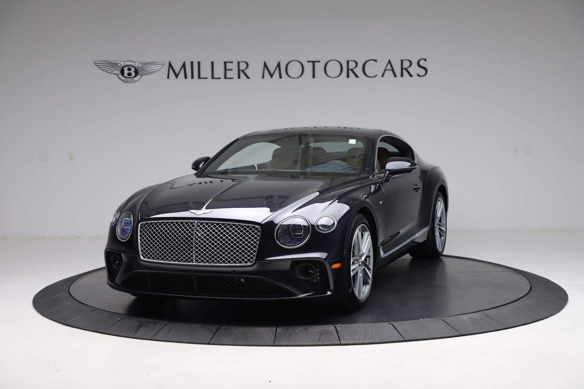 New 2020 Bentley Continental GT V8 For Sale In Greenwich, CT 3456_main