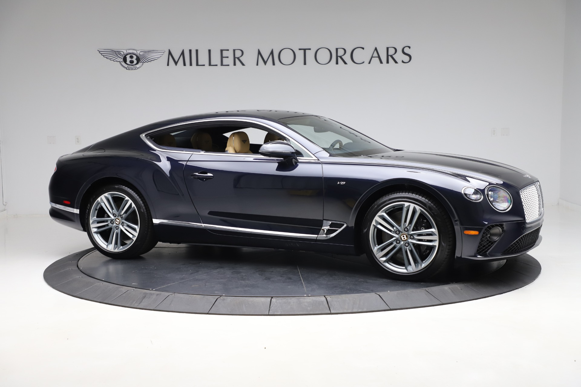 New 2020 Bentley Continental GT V8 For Sale In Greenwich, CT 3456_p10