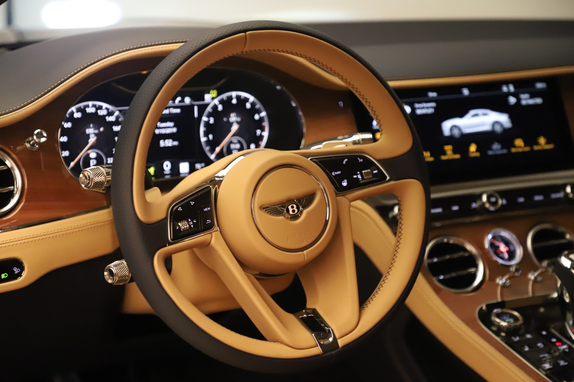New 2020 Bentley Continental GT V8 For Sale In Greenwich, CT 3456_p21