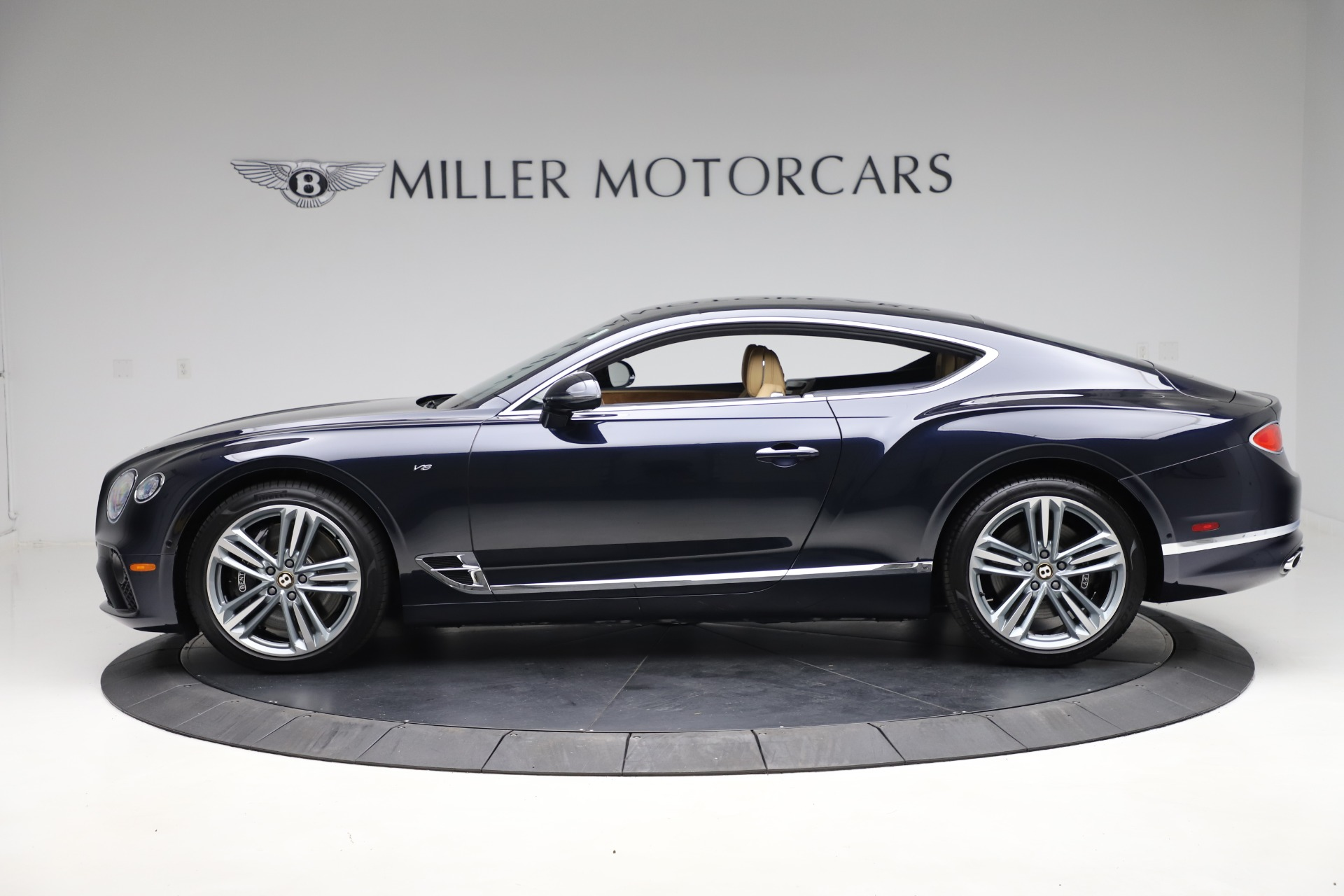 New 2020 Bentley Continental GT V8 For Sale In Greenwich, CT 3456_p3