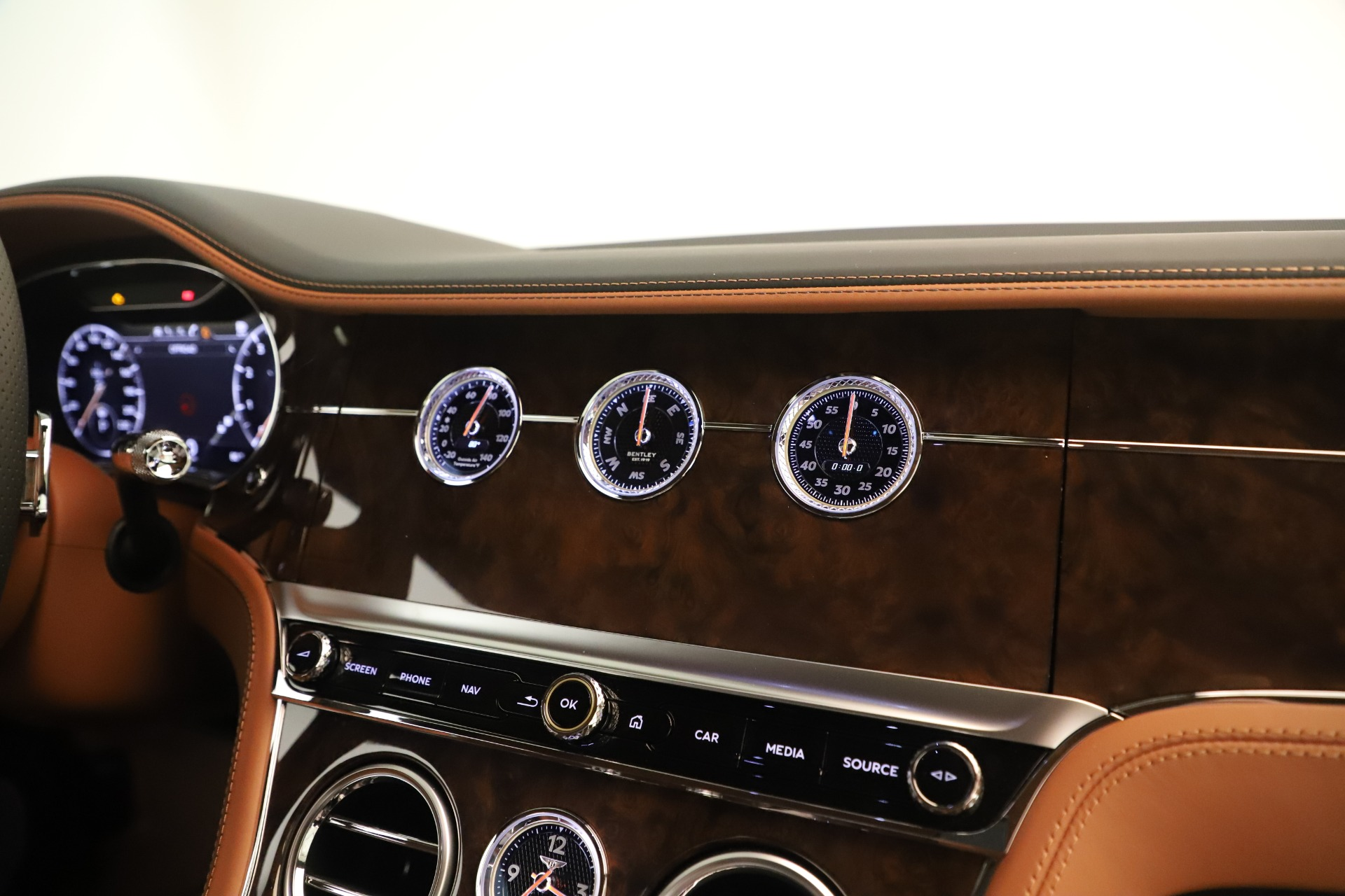 New 2020 Bentley Continental GT V8 For Sale In Greenwich, CT 3460_p22