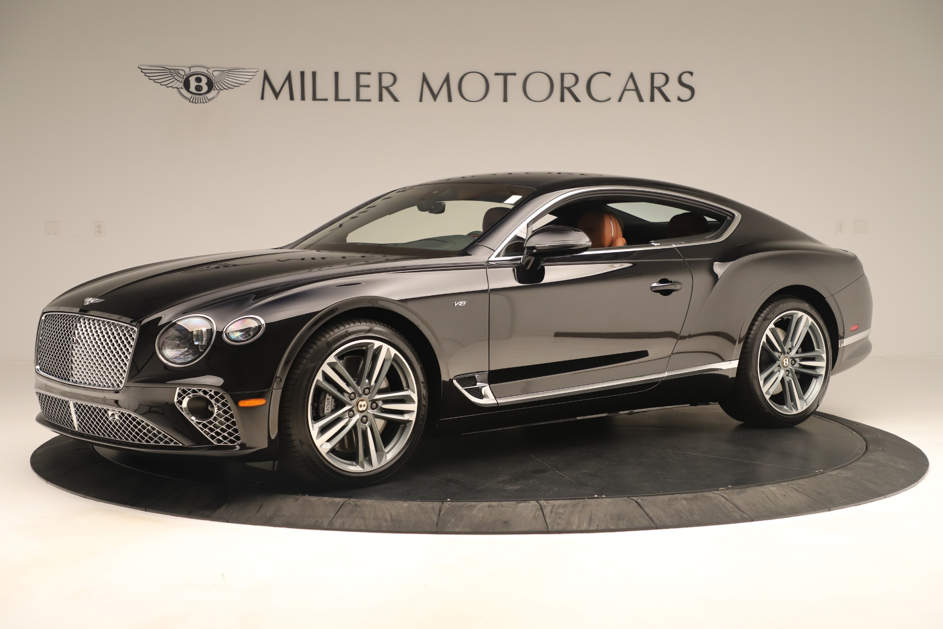 New 2020 Bentley Continental GT V8 For Sale In Greenwich, CT 3460_p2