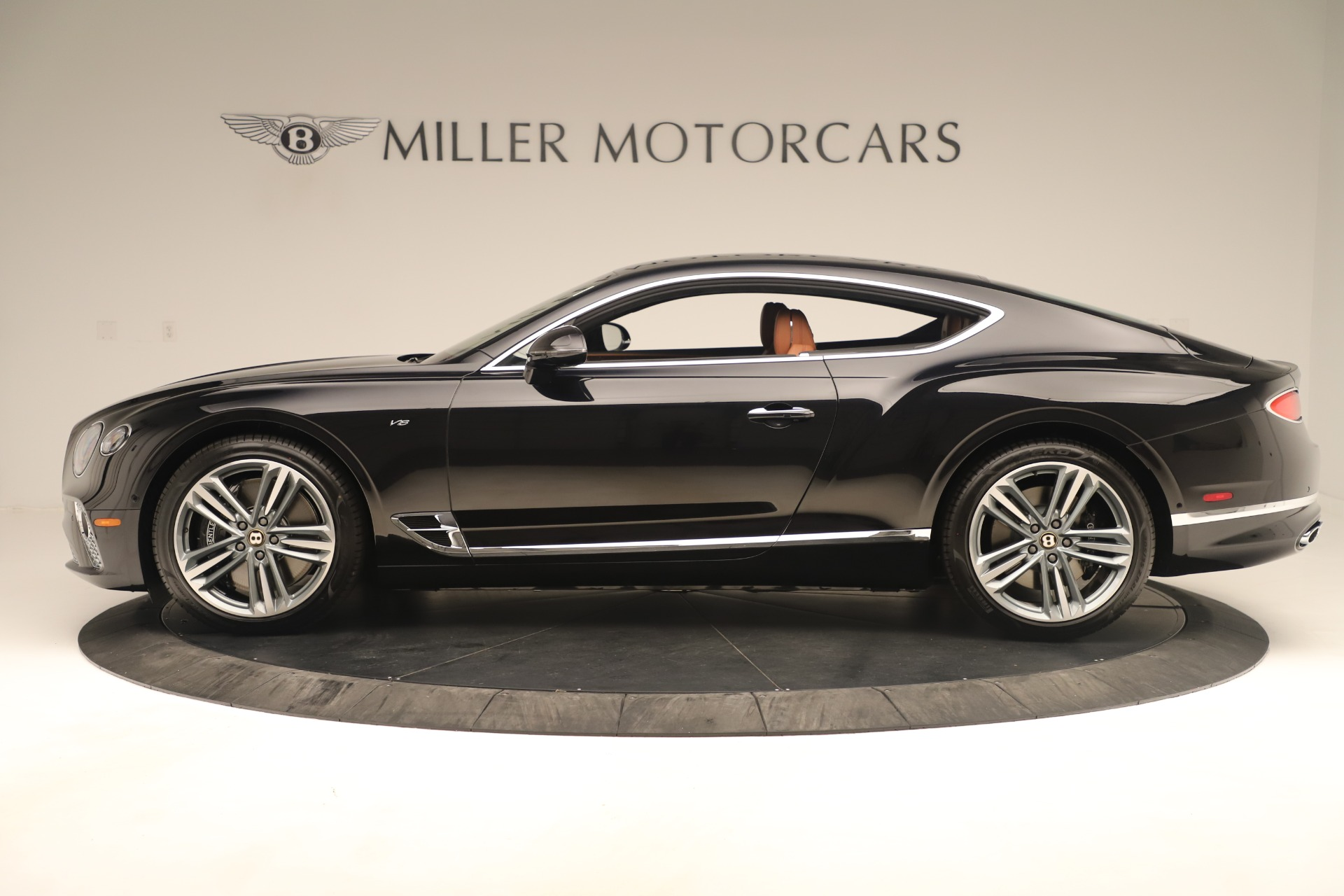 New 2020 Bentley Continental GT V8 For Sale In Greenwich, CT 3460_p3