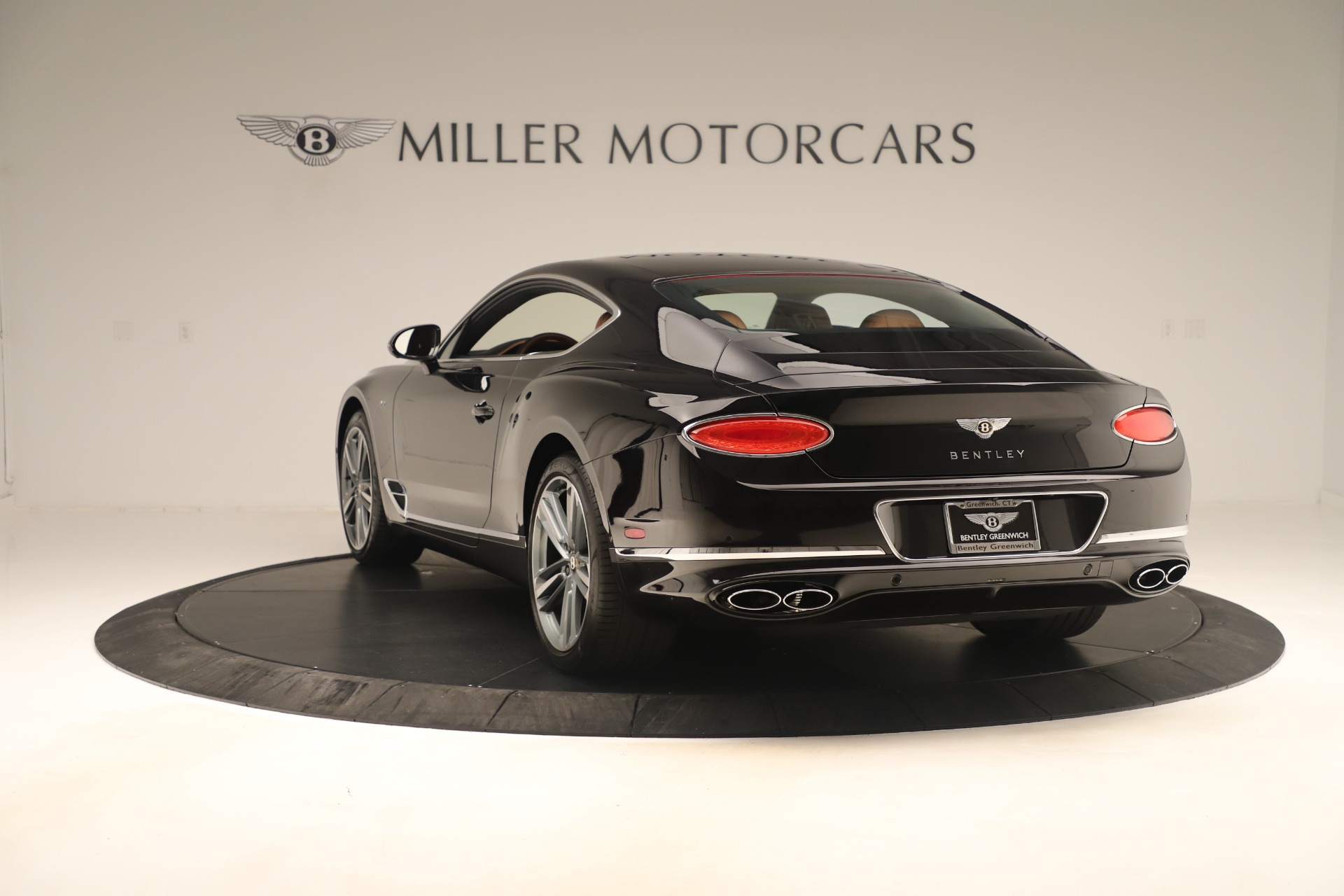 New 2020 Bentley Continental GT V8 For Sale In Greenwich, CT 3460_p5