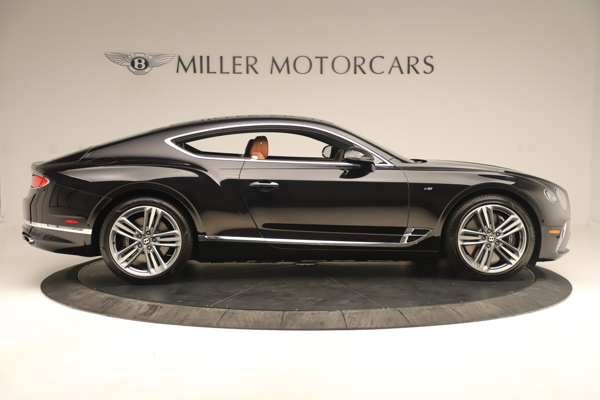 New 2020 Bentley Continental GT V8 For Sale In Greenwich, CT 3460_p9