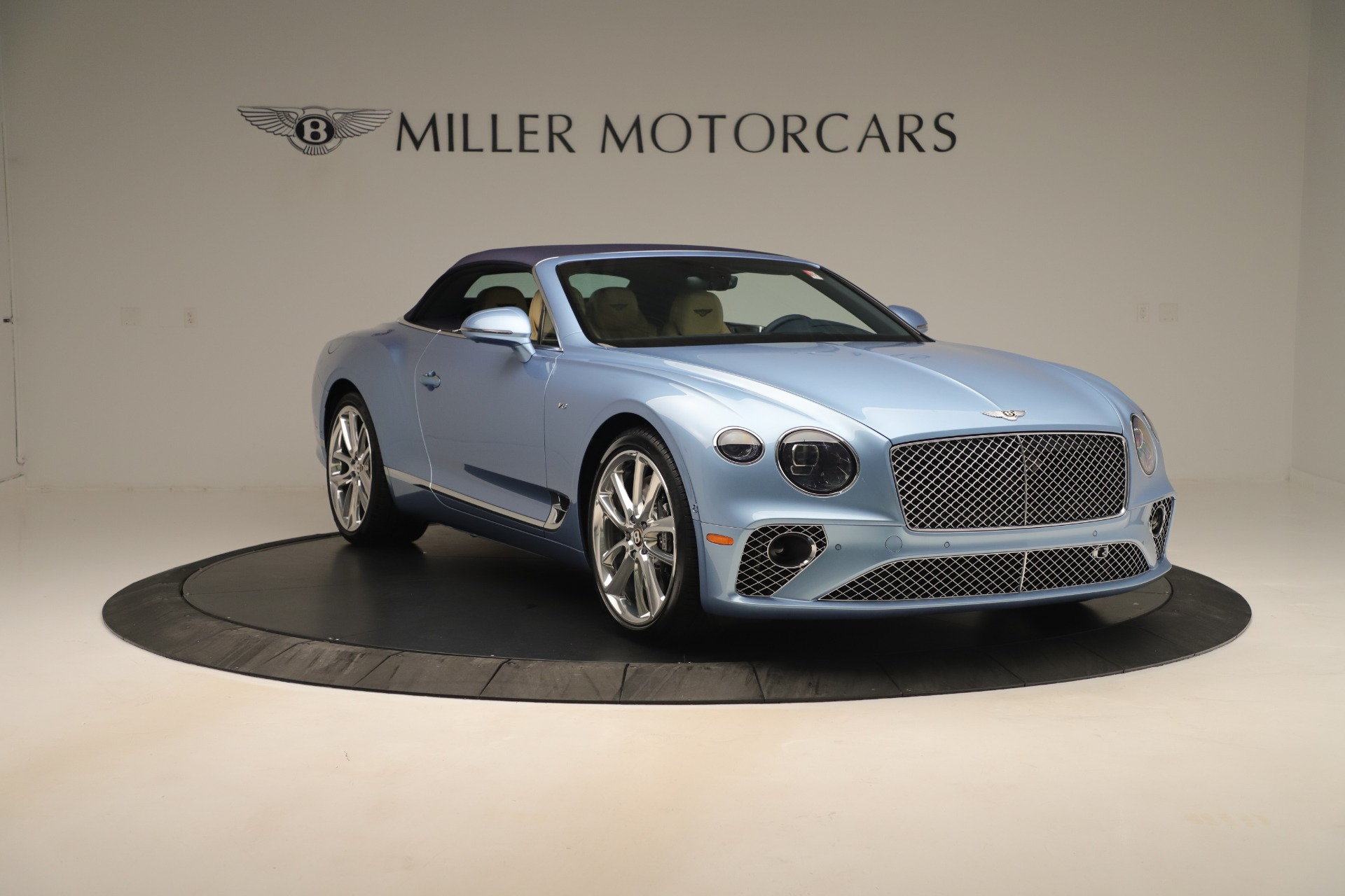 New 2020 Bentley Continental GTC V8 For Sale In Greenwich, CT 3472_p18