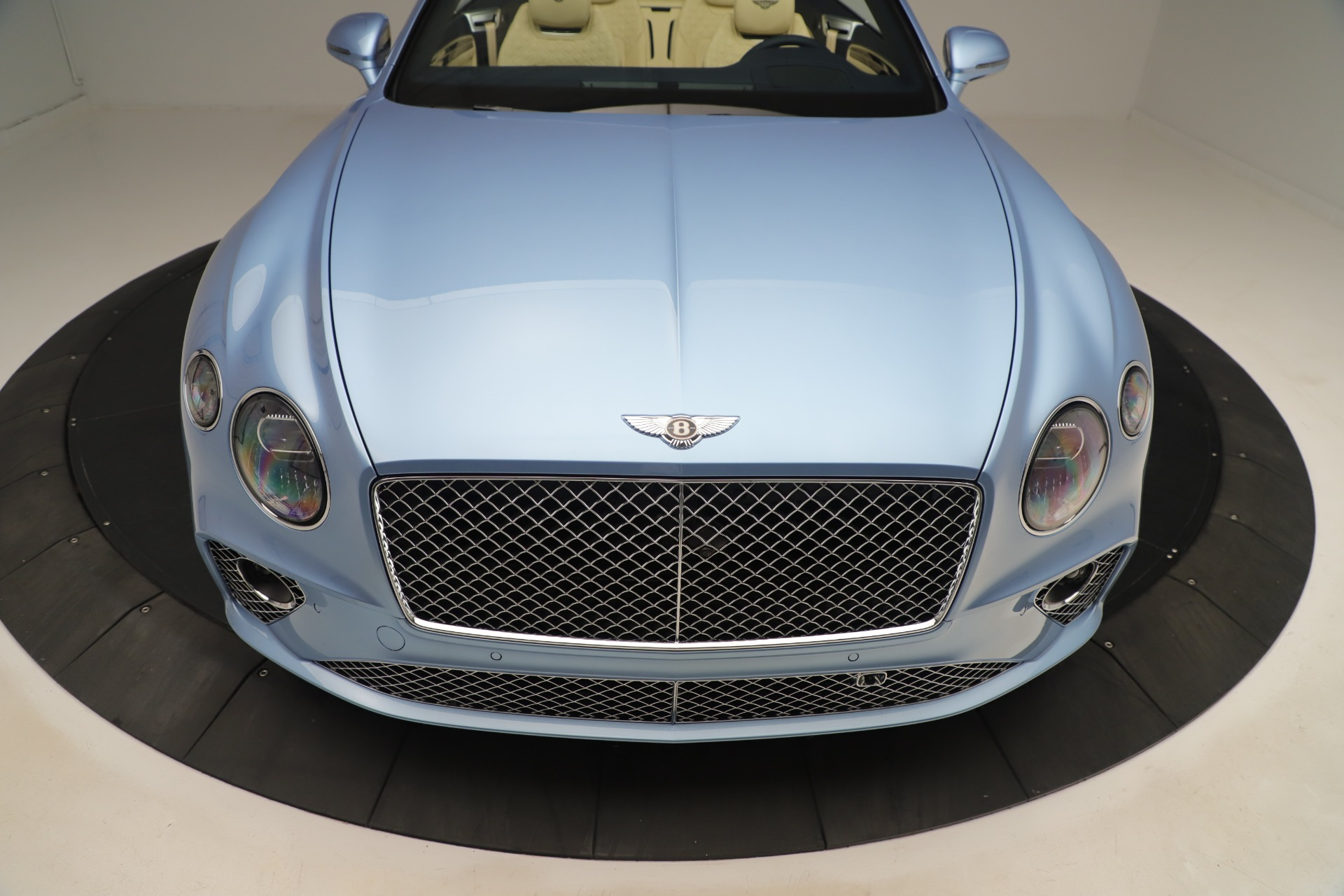 New 2020 Bentley Continental GTC V8 For Sale In Greenwich, CT 3472_p19