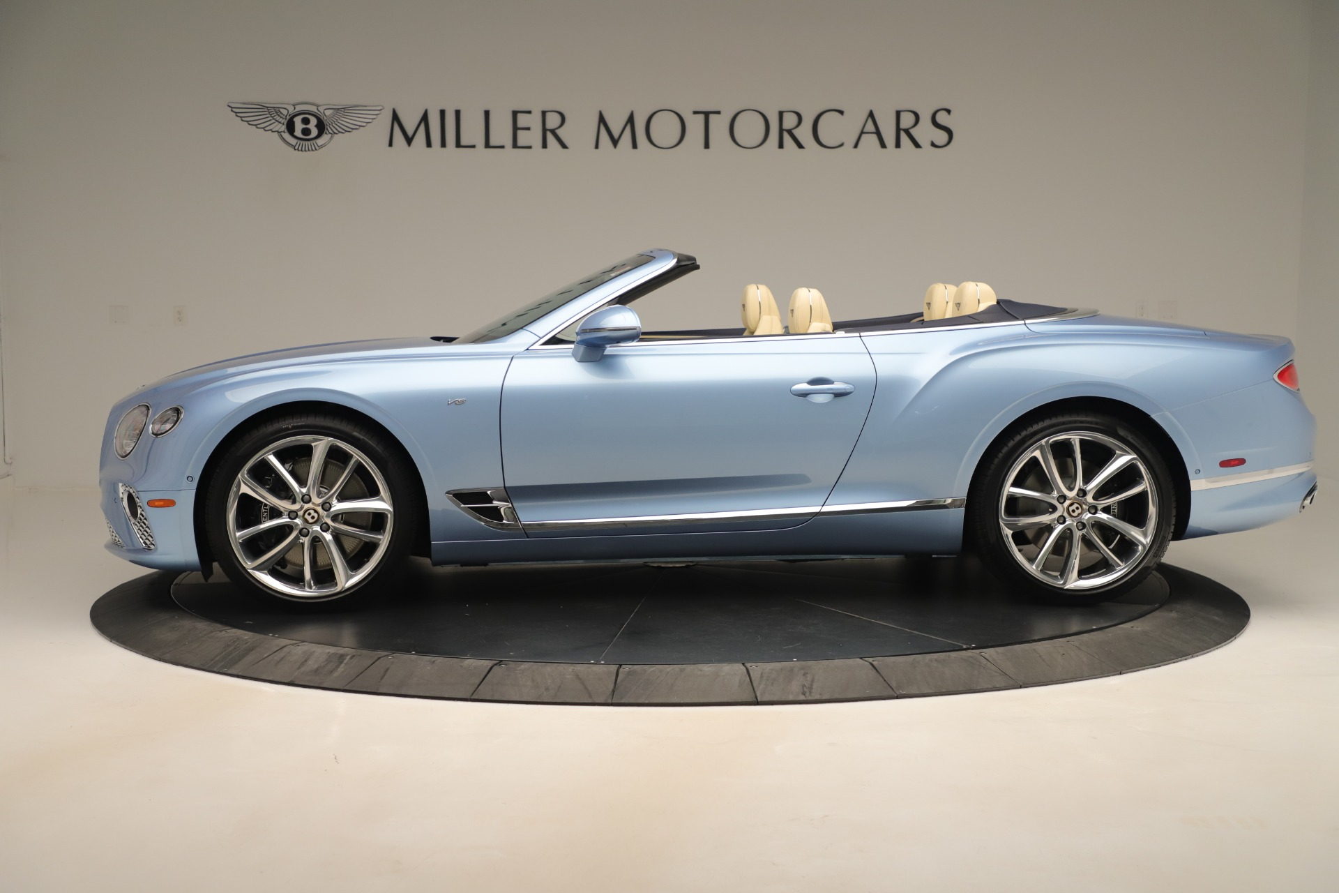 New 2020 Bentley Continental GTC V8 For Sale In Greenwich, CT 3472_p3