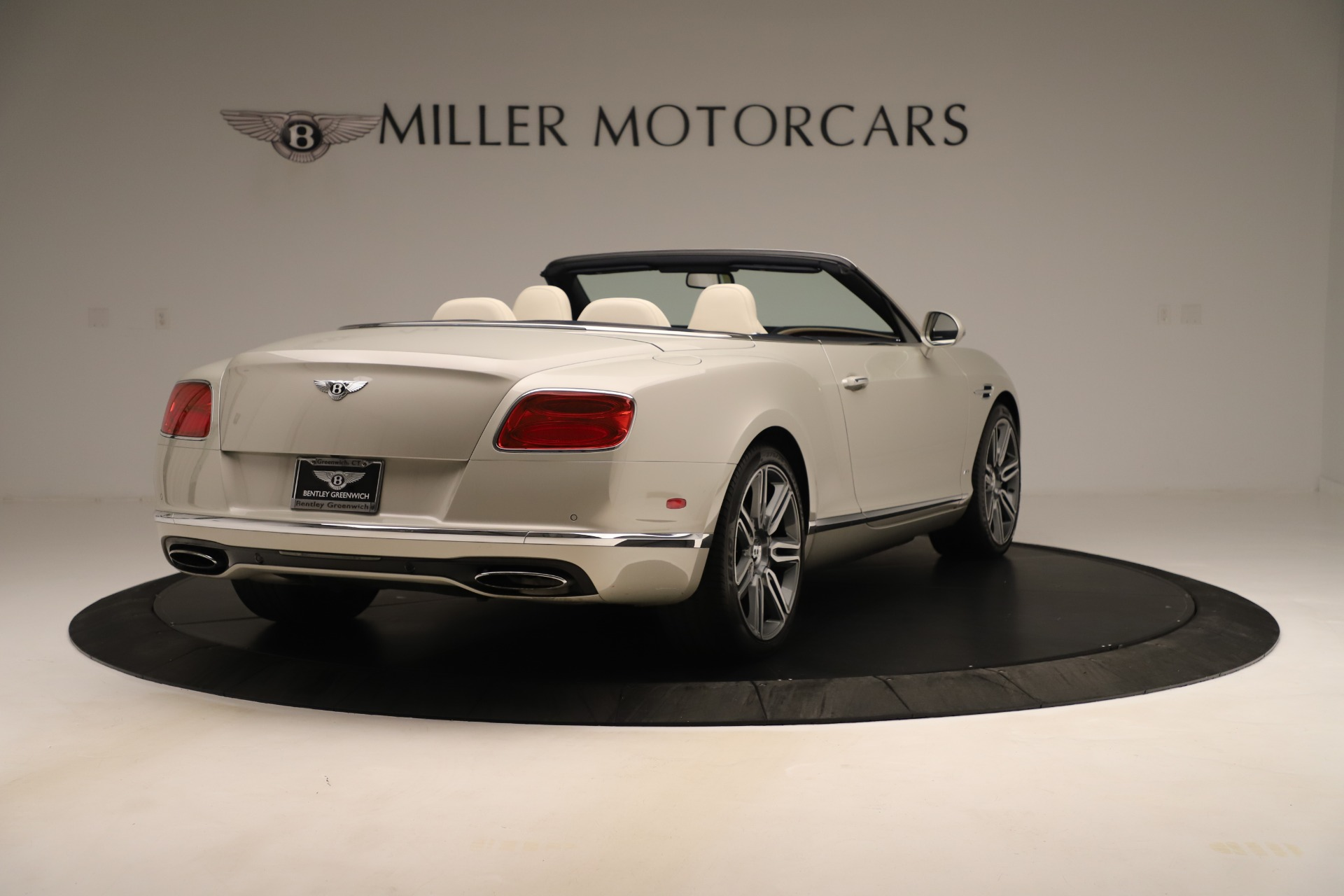 Used 2016 Bentley Continental GT W12 For Sale In Greenwich, CT 3475_p7