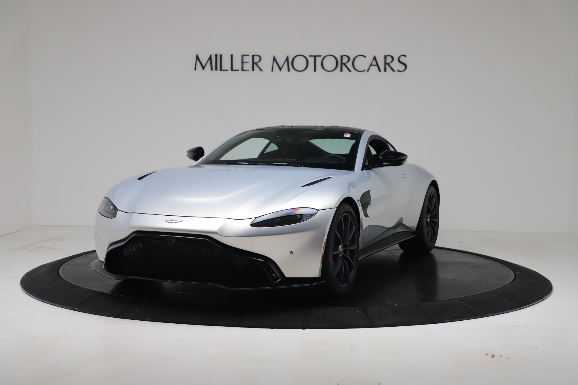 New 2020 Aston Martin Vantage Coupe For Sale In Greenwich, CT 3481_p3