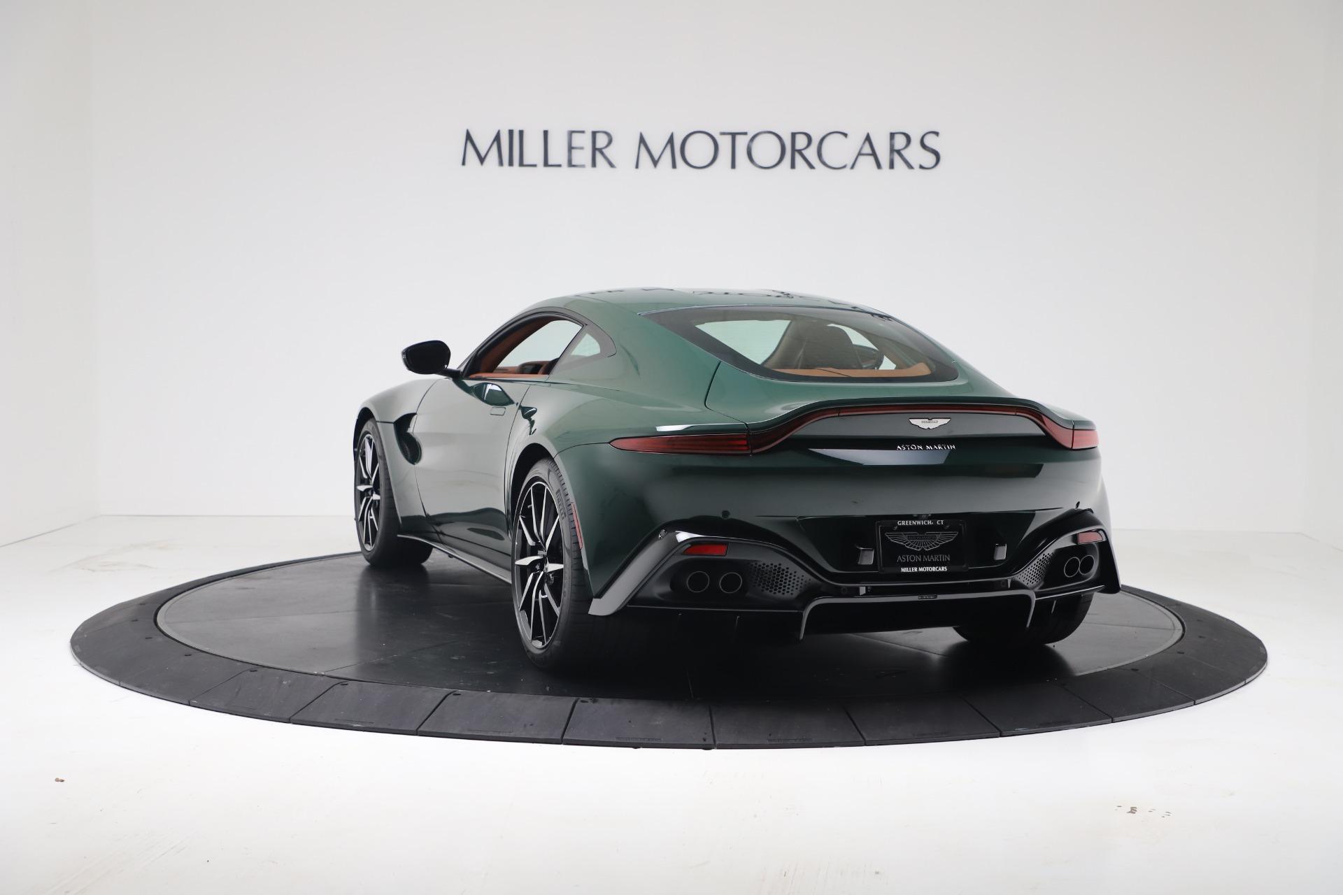 New 2020 Aston Martin Vantage V8 For Sale In Greenwich, CT 3483_p10