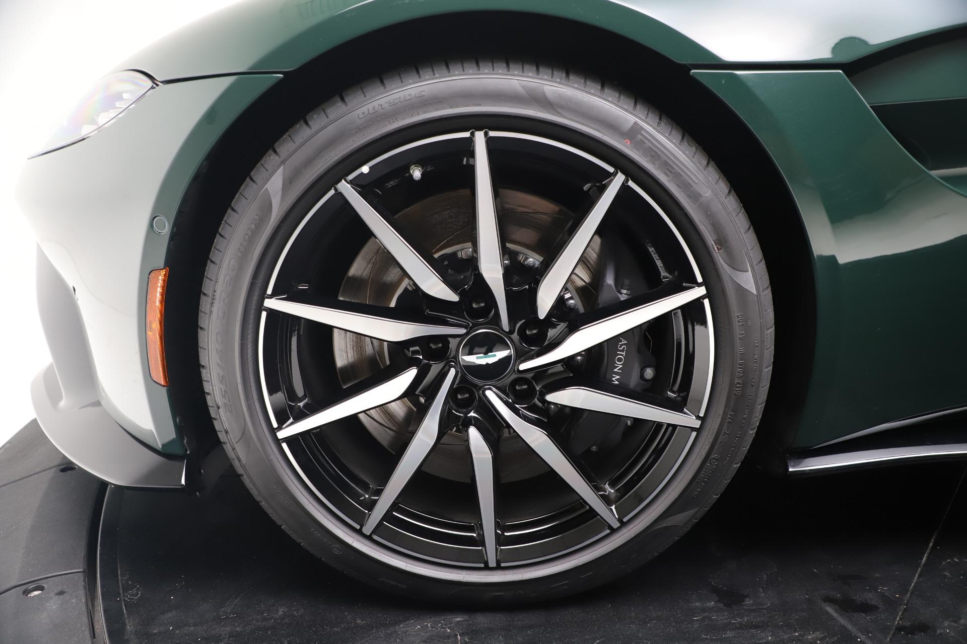 New 2020 Aston Martin Vantage V8 For Sale In Greenwich, CT 3483_p18