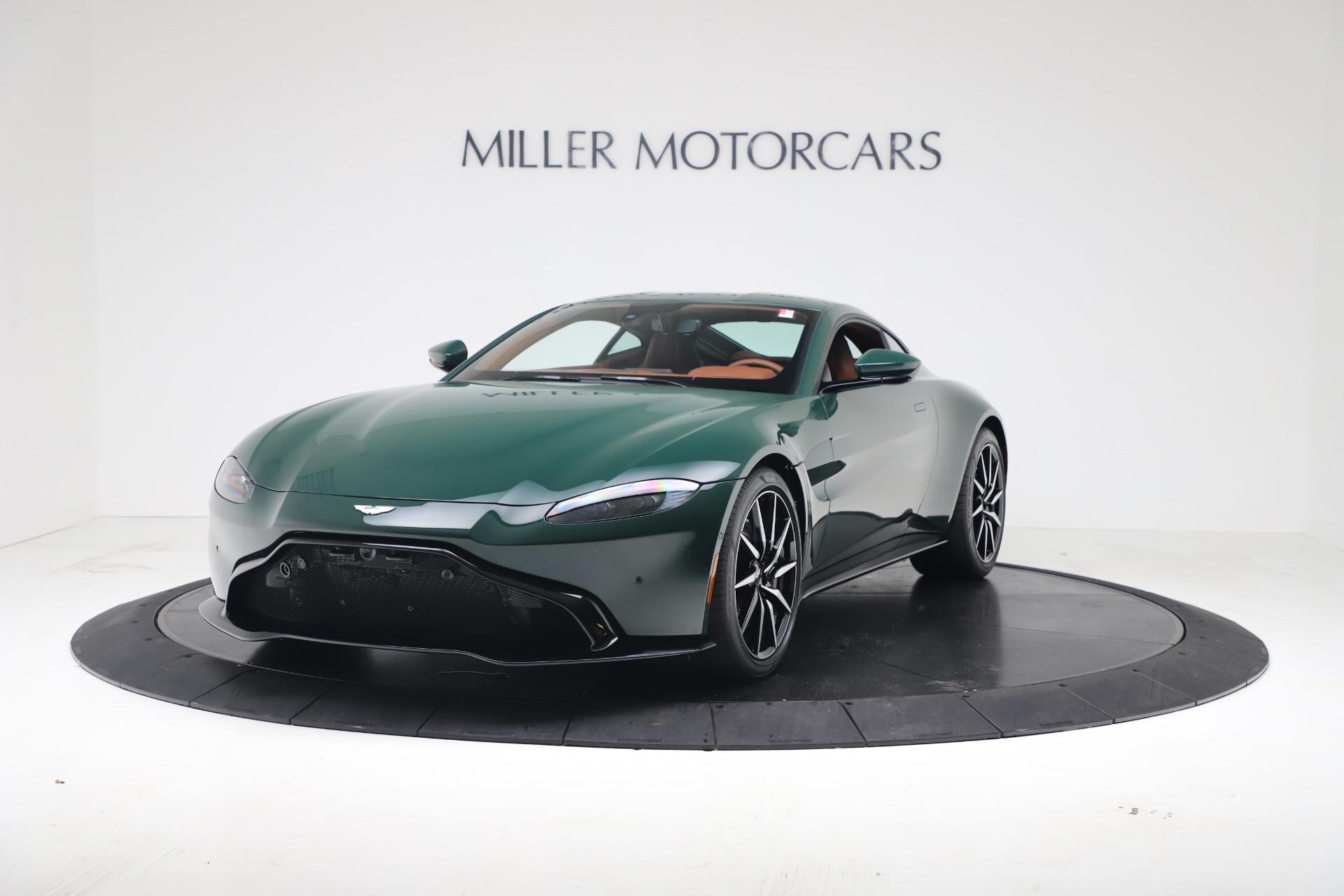 New 2020 Aston Martin Vantage V8 For Sale In Greenwich, CT 3483_p2