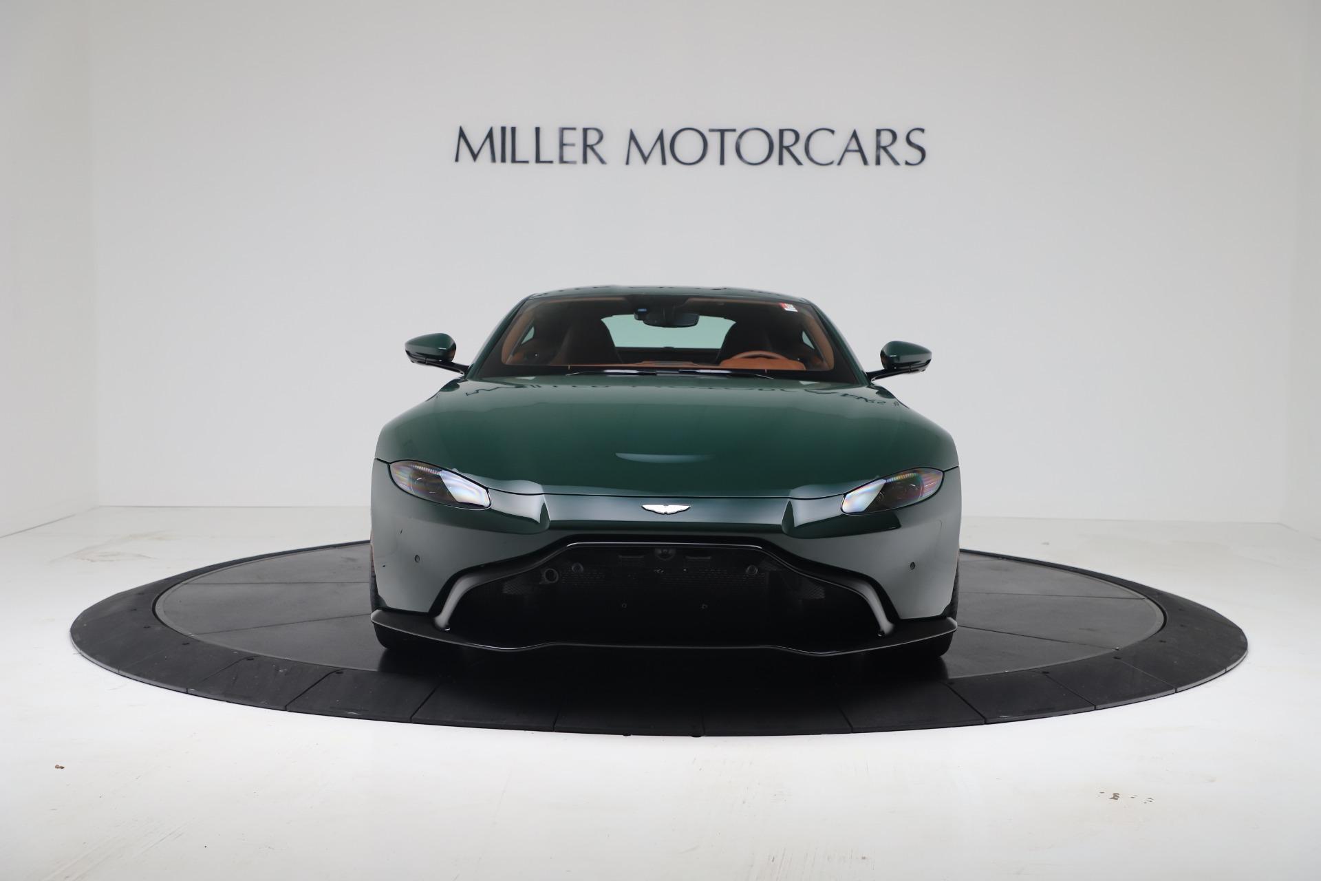 New 2020 Aston Martin Vantage V8 For Sale In Greenwich, CT 3483_p3