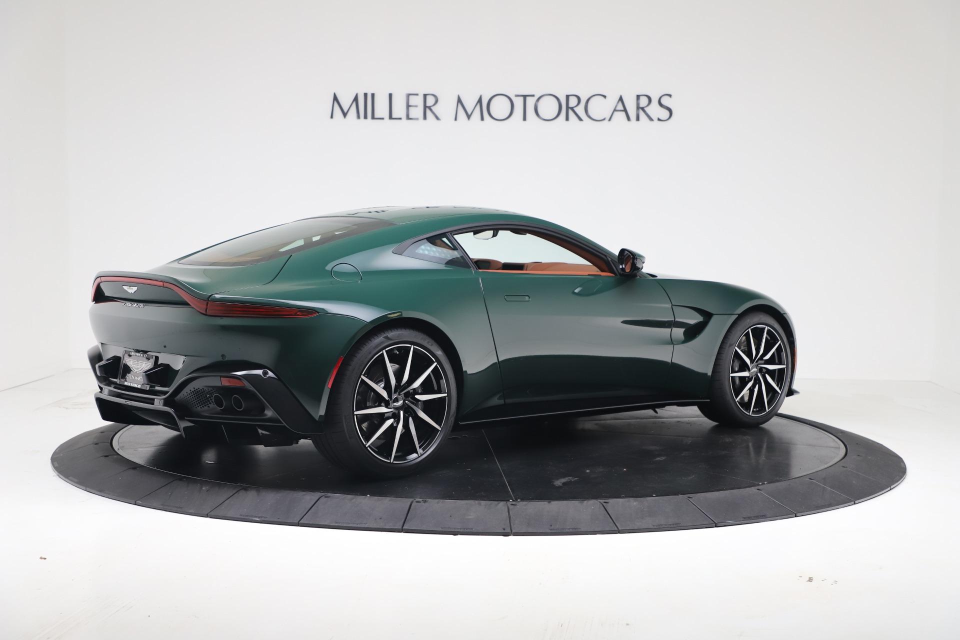 New 2020 Aston Martin Vantage V8 For Sale In Greenwich, CT 3483_p7