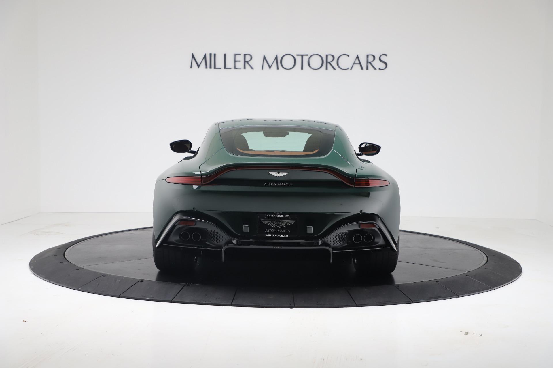 New 2020 Aston Martin Vantage V8 For Sale In Greenwich, CT 3483_p9